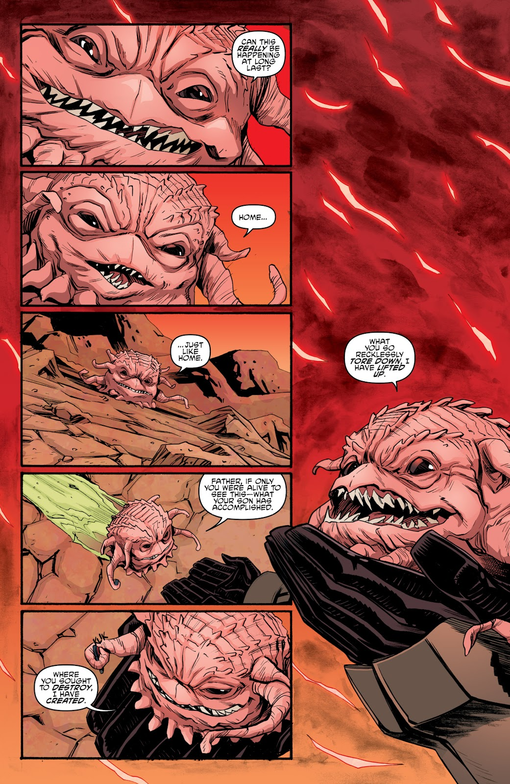 Read online Teenage Mutant Ninja Turtles: The IDW Collection comic -  Issue # TPB 5 (Part 3) - 83