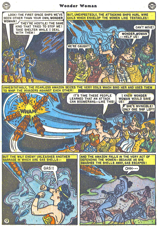 Read online Wonder Woman (1942) comic -  Issue #38 - 25