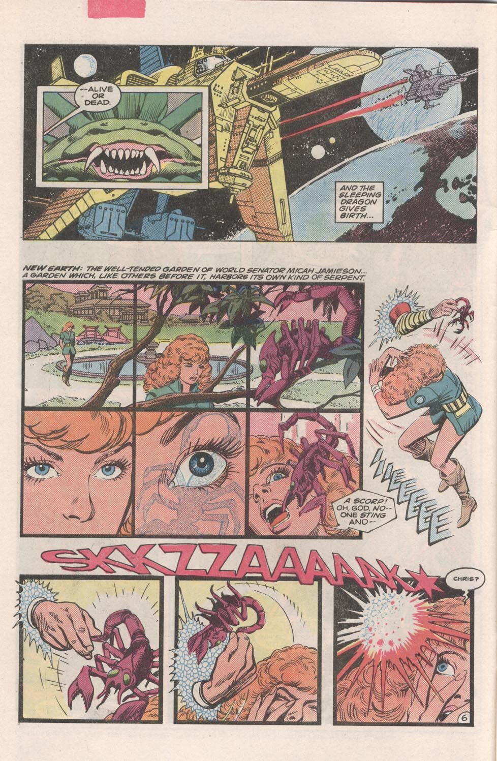 Read online Atari Force (1984) comic -  Issue #2 - 8