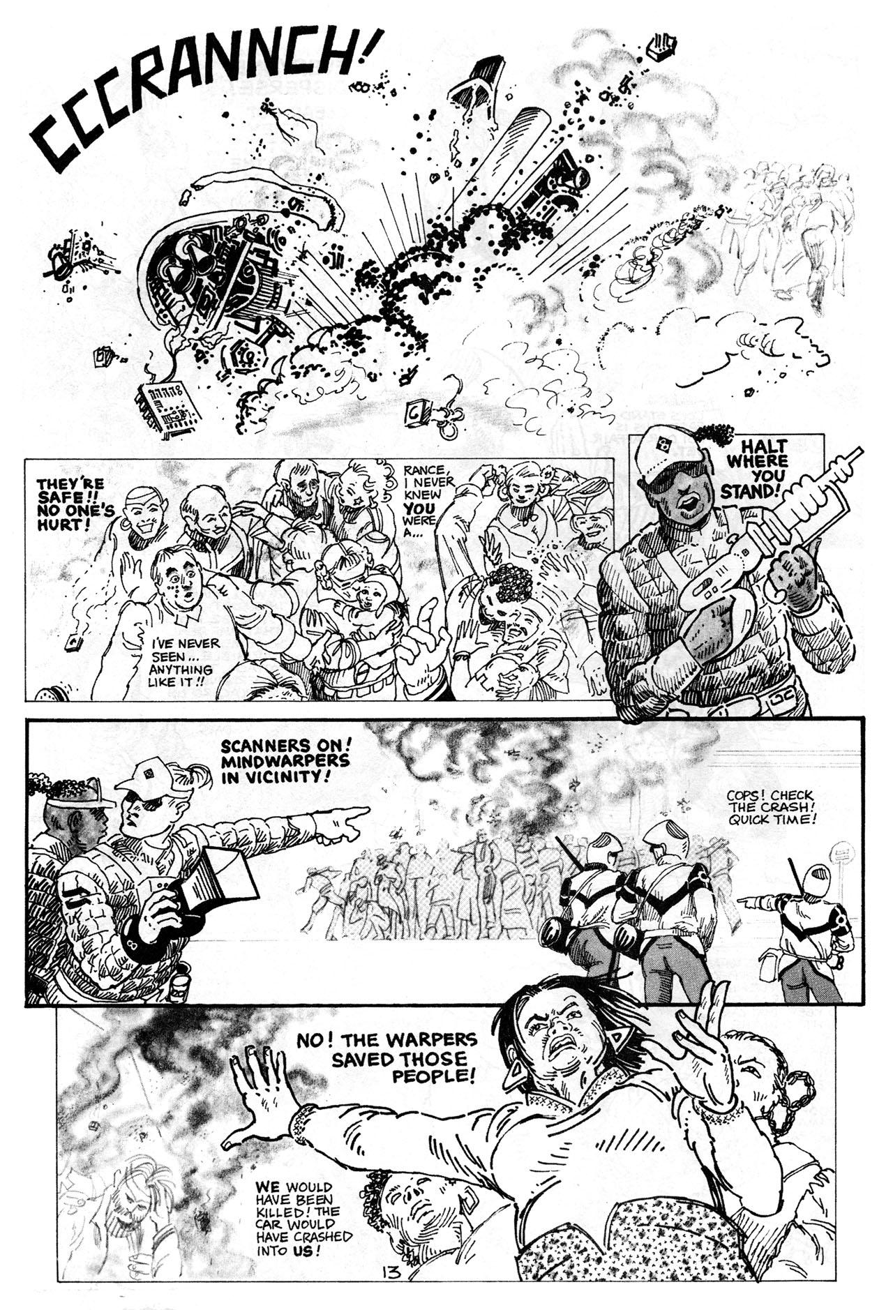 Read online Star*Reach comic -  Issue #16 - 15