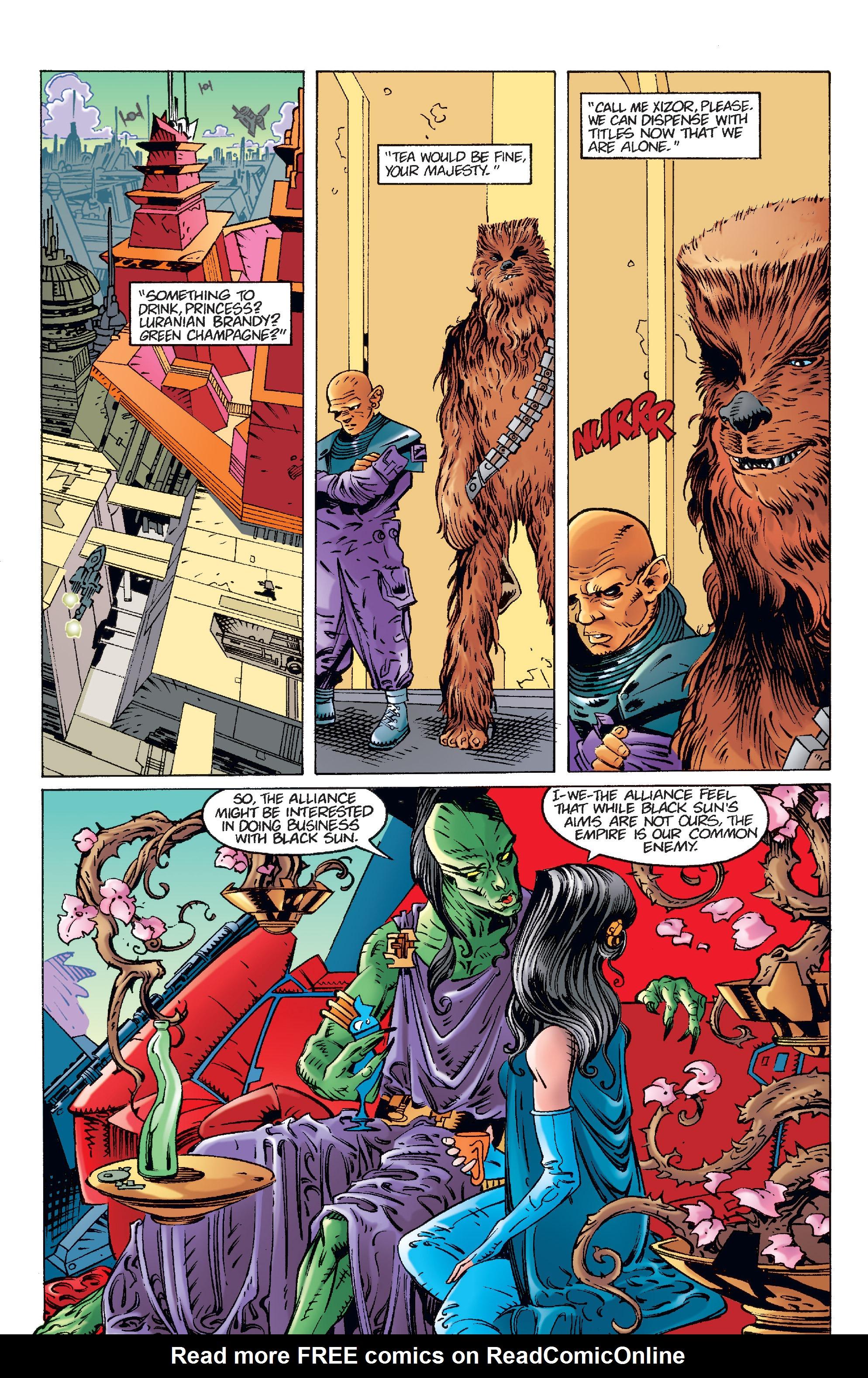 Read online Star Wars Omnibus comic -  Issue # Vol. 11 - 112