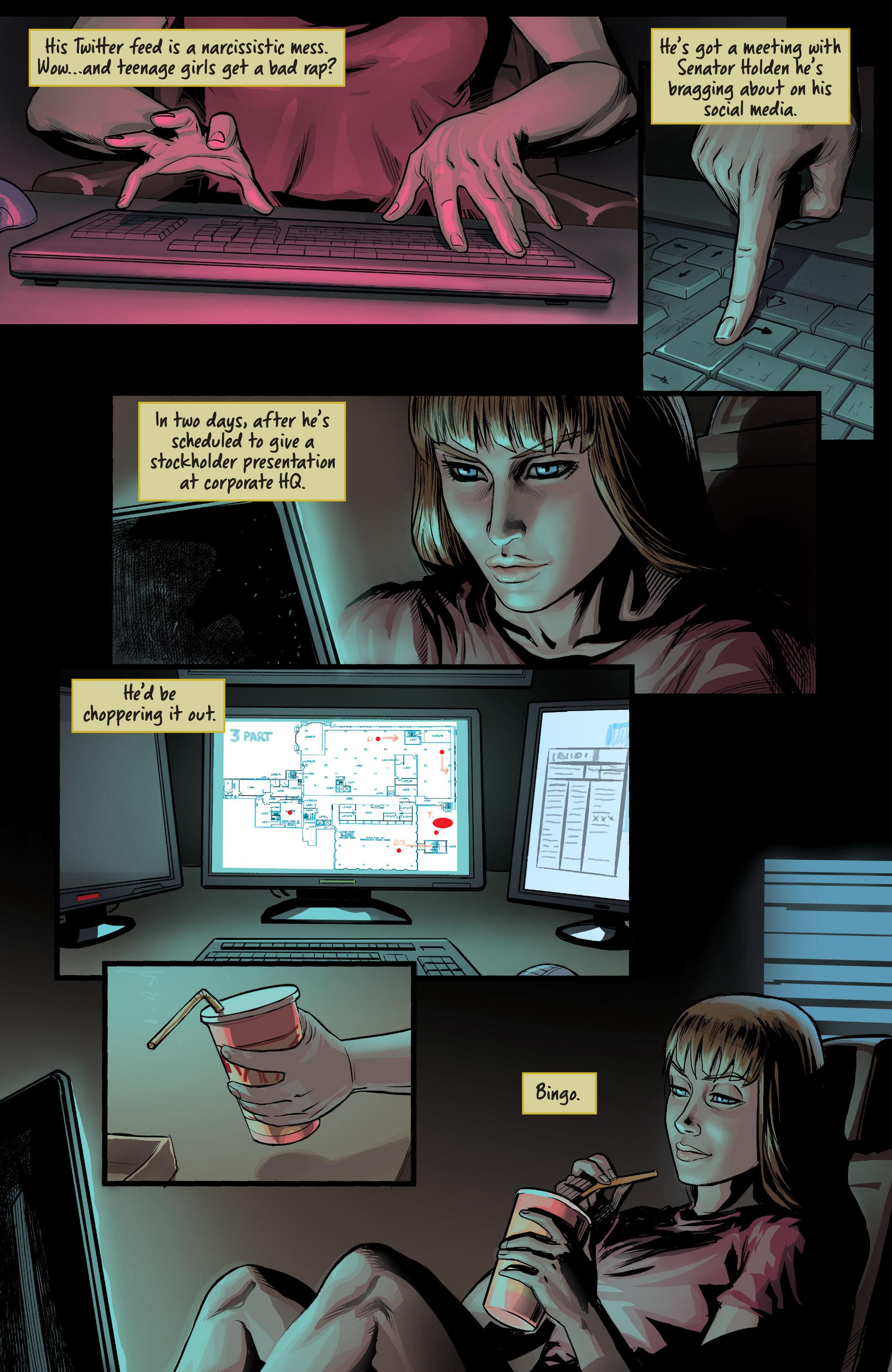 Read online Samaritan: Vertias comic -  Issue #1 - 23