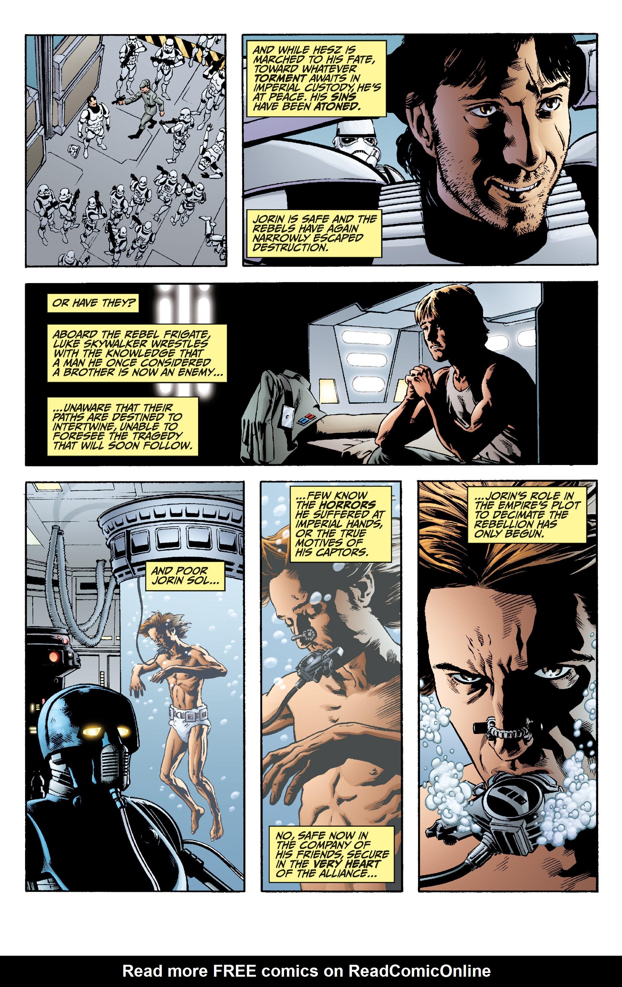 Read online Star Wars Omnibus comic -  Issue # Vol. 22 - 323