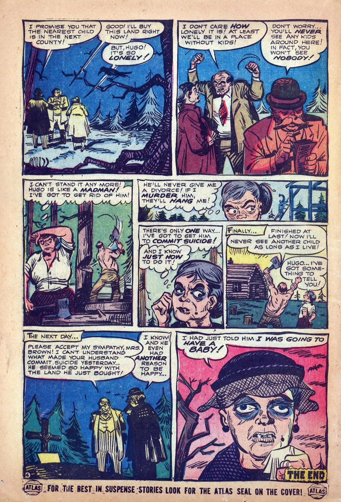 Spellbound (1952) issue 8 - Page 20