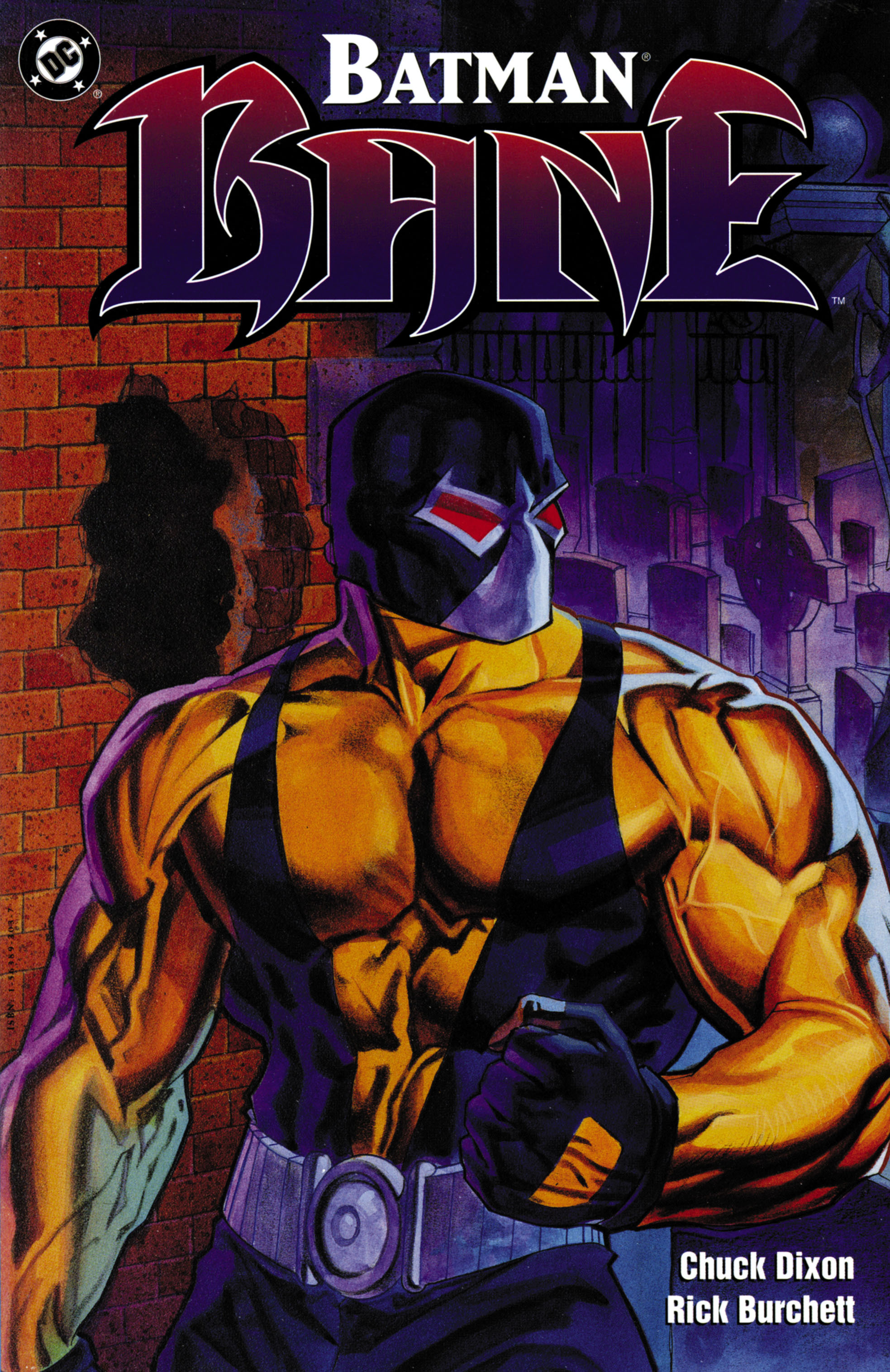 Read online Batman: Bane comic -  Issue # Full - 1