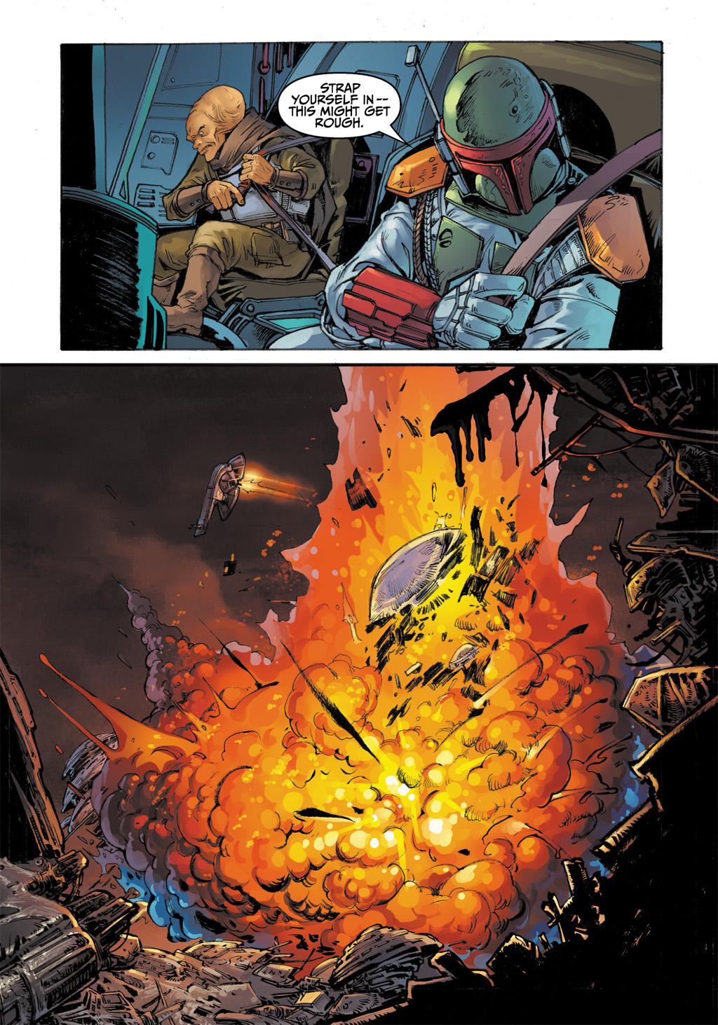 Read online Star Wars Omnibus comic -  Issue # Vol. 33 - 389