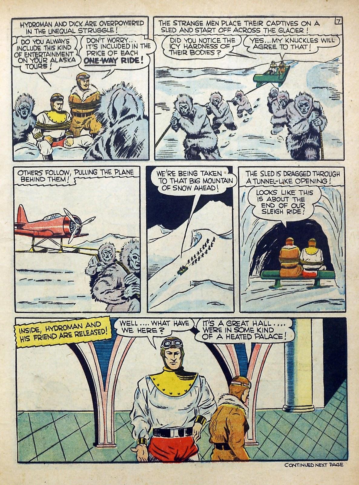Reglar Fellers Heroic Comics issue 13 - Page 9