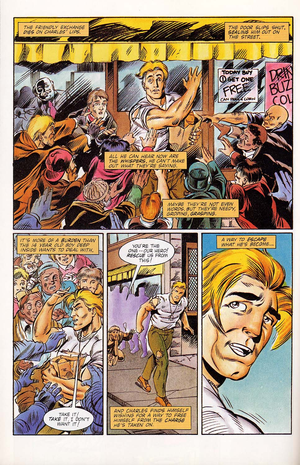 Read online Charlemagne comic -  Issue #4 - 13