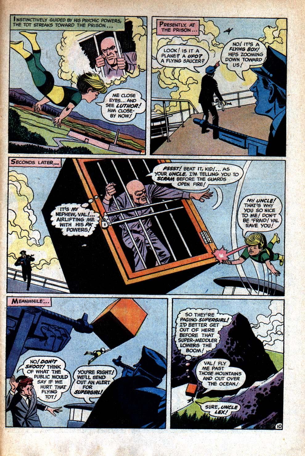 Read online Adventure Comics (1938) comic -  Issue #387 - 31