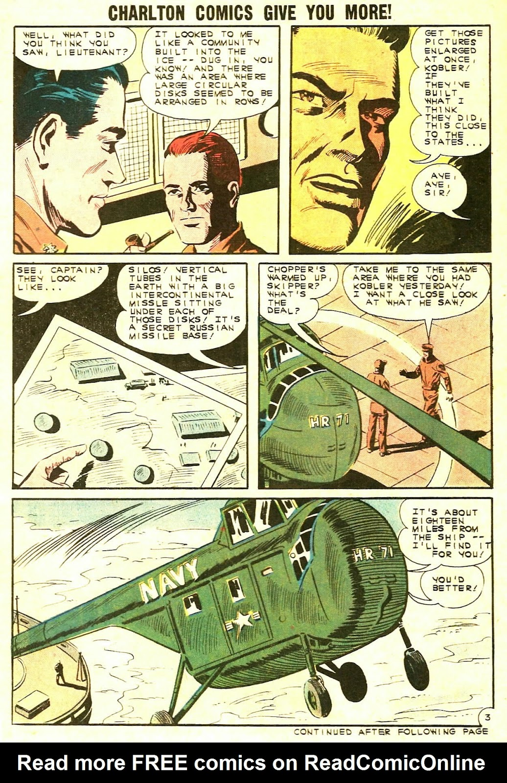 Read online Fightin' Navy comic -  Issue #106 - 5