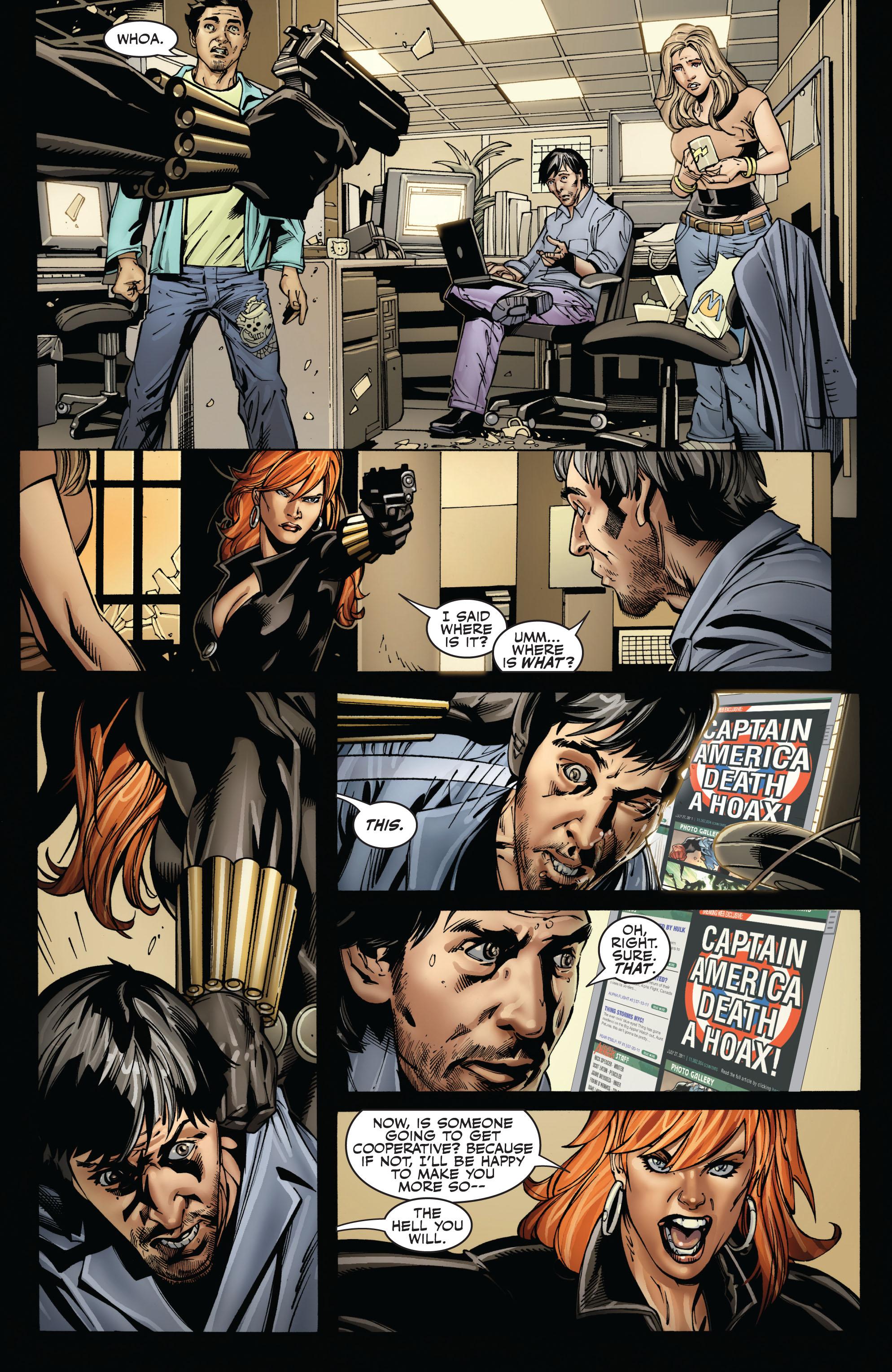 Read online Secret Avengers (2010) comic -  Issue #15 - 7