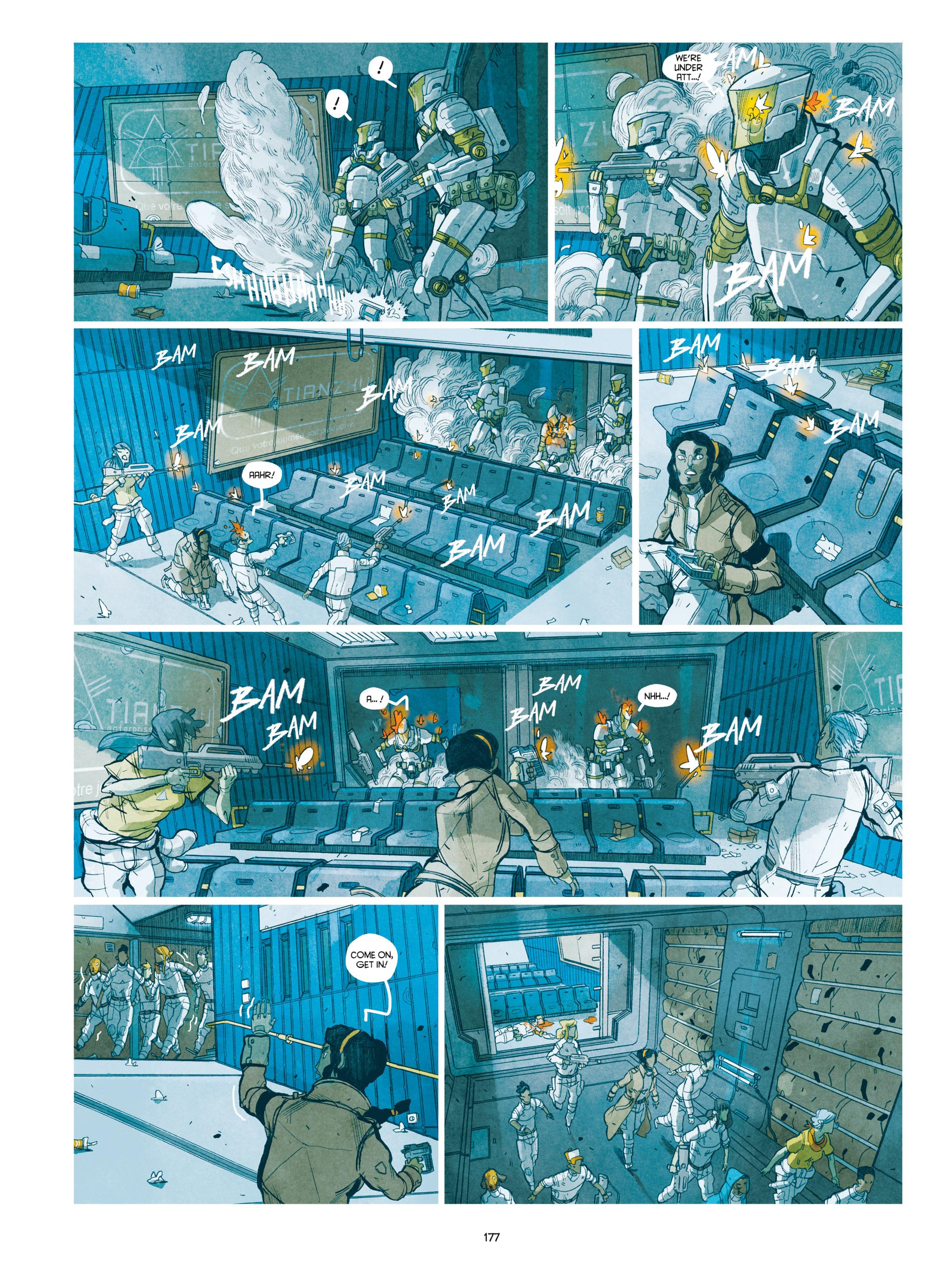 Read online Shangri-La comic -  Issue # Full - 178