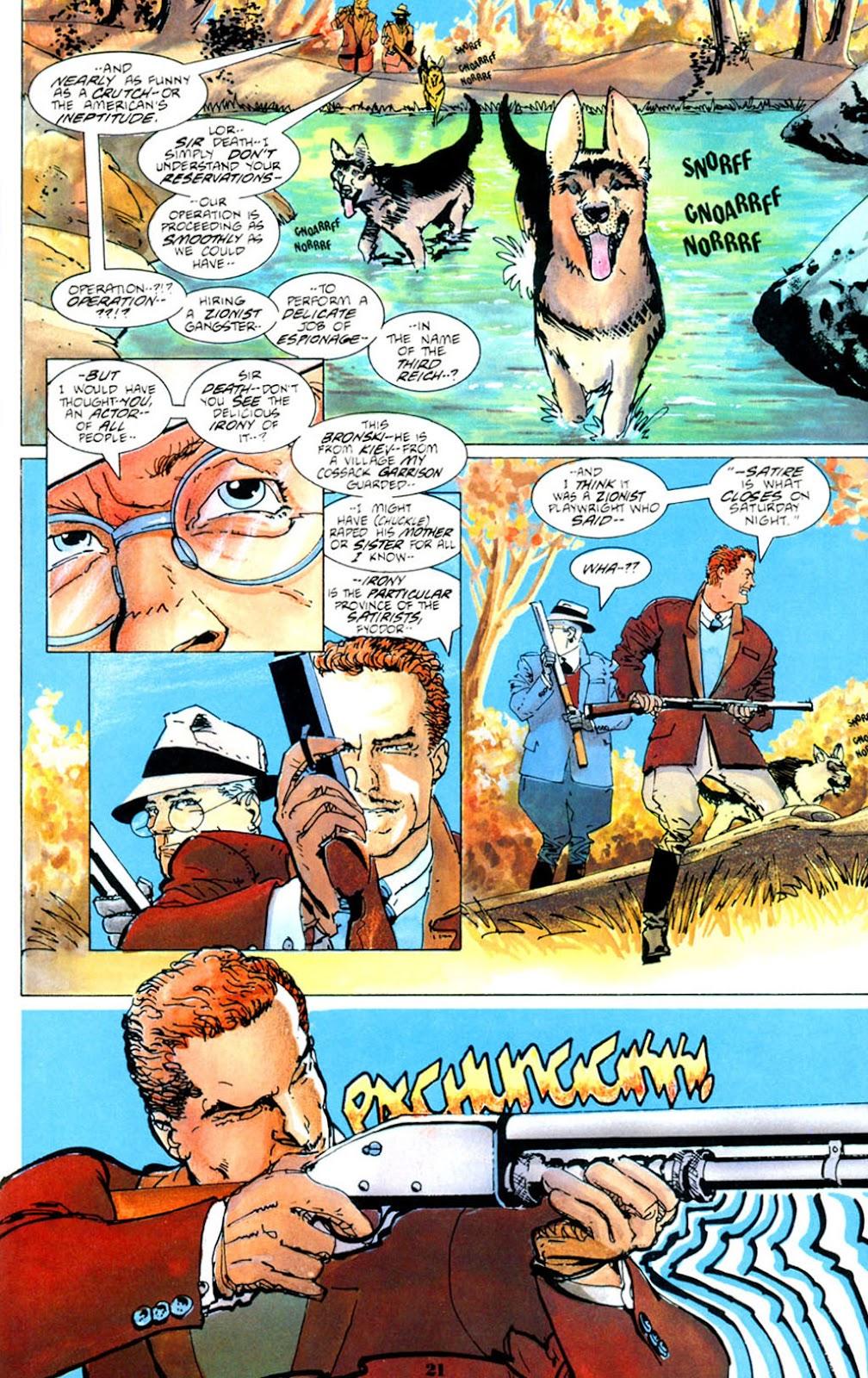 Blackhawk (1988) issue 1 - Page 23