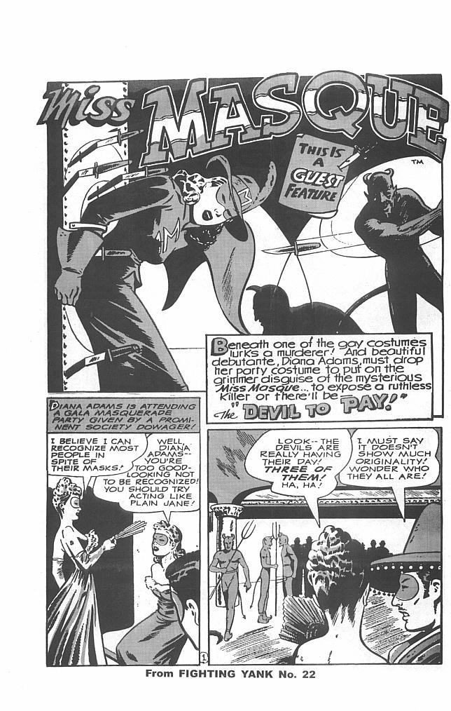 Read online Men of Mystery Comics comic -  Issue #28 - 32