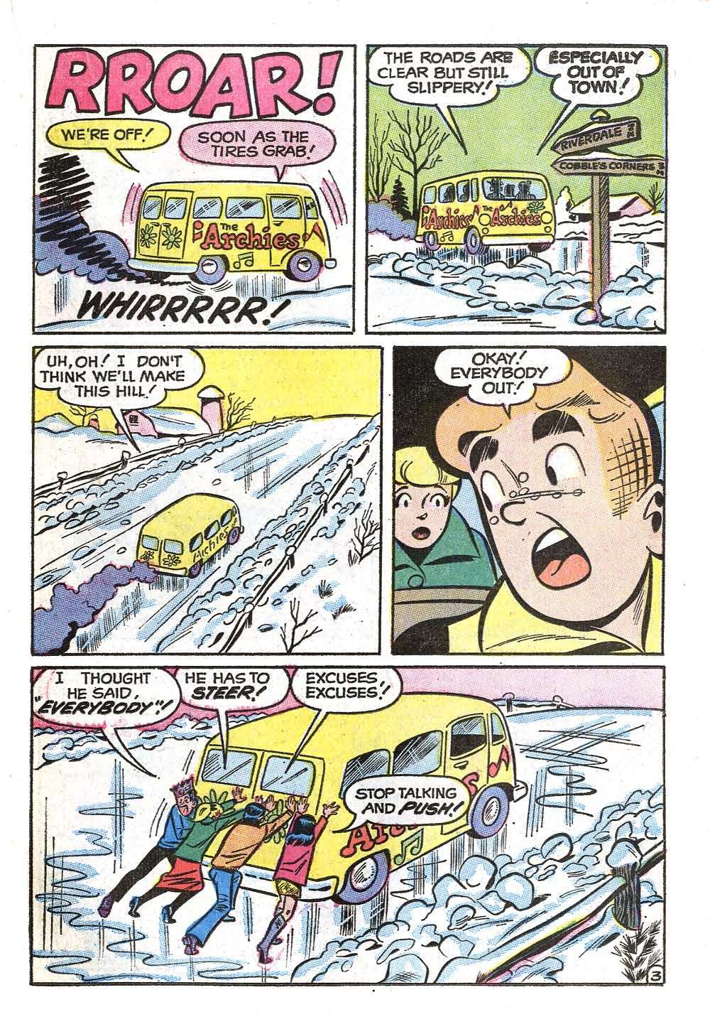 Read online Archie (1960) comic -  Issue #208 - 15