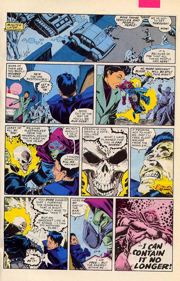Read online Sleepwalker comic -  Issue #11 - 22