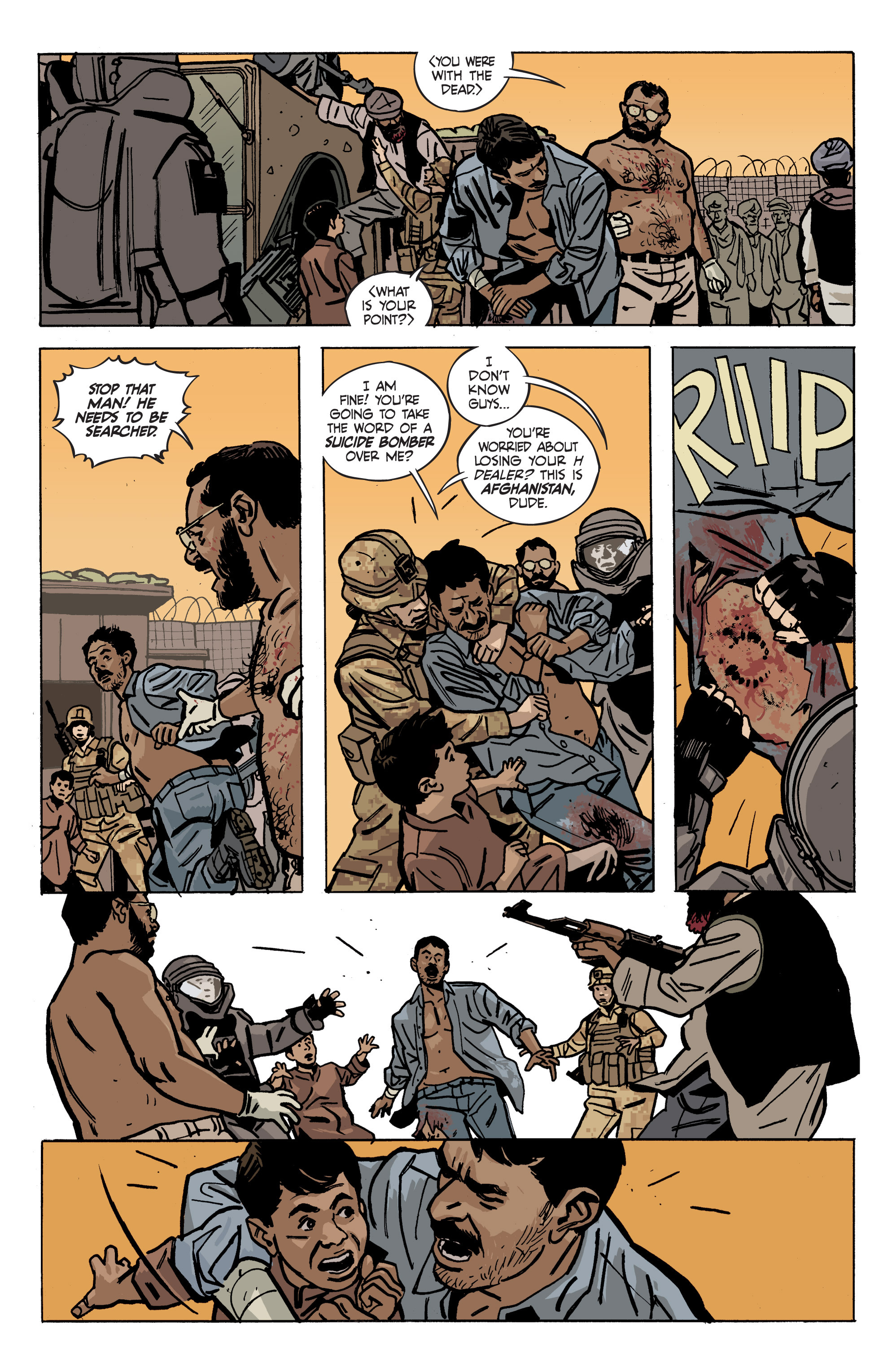 Read online Graveyard of Empires comic -  Issue # TPB - 79