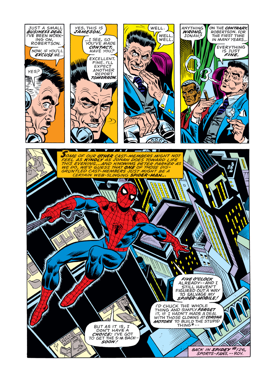 The Amazing Spider-Man (1963) 141 Page 9