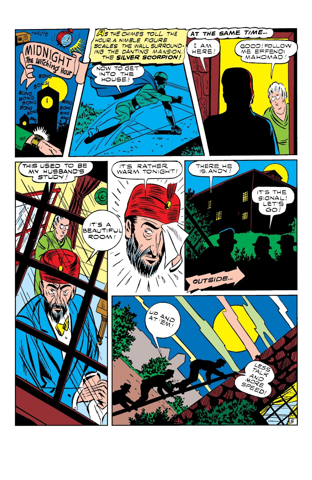 Daring Mystery Comics issue 8 - Page 48