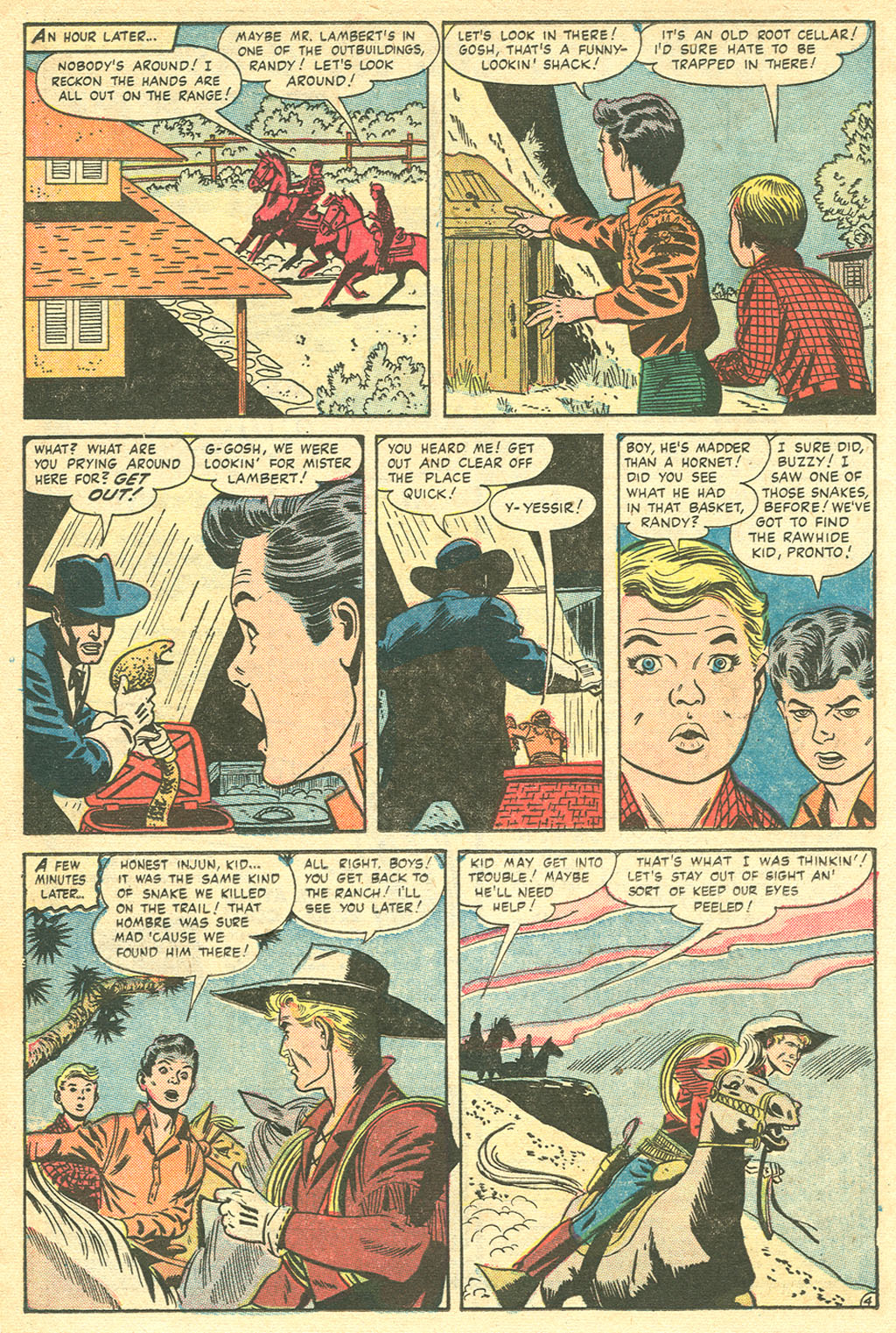 The Rawhide Kid (1955) issue 5 - Page 14
