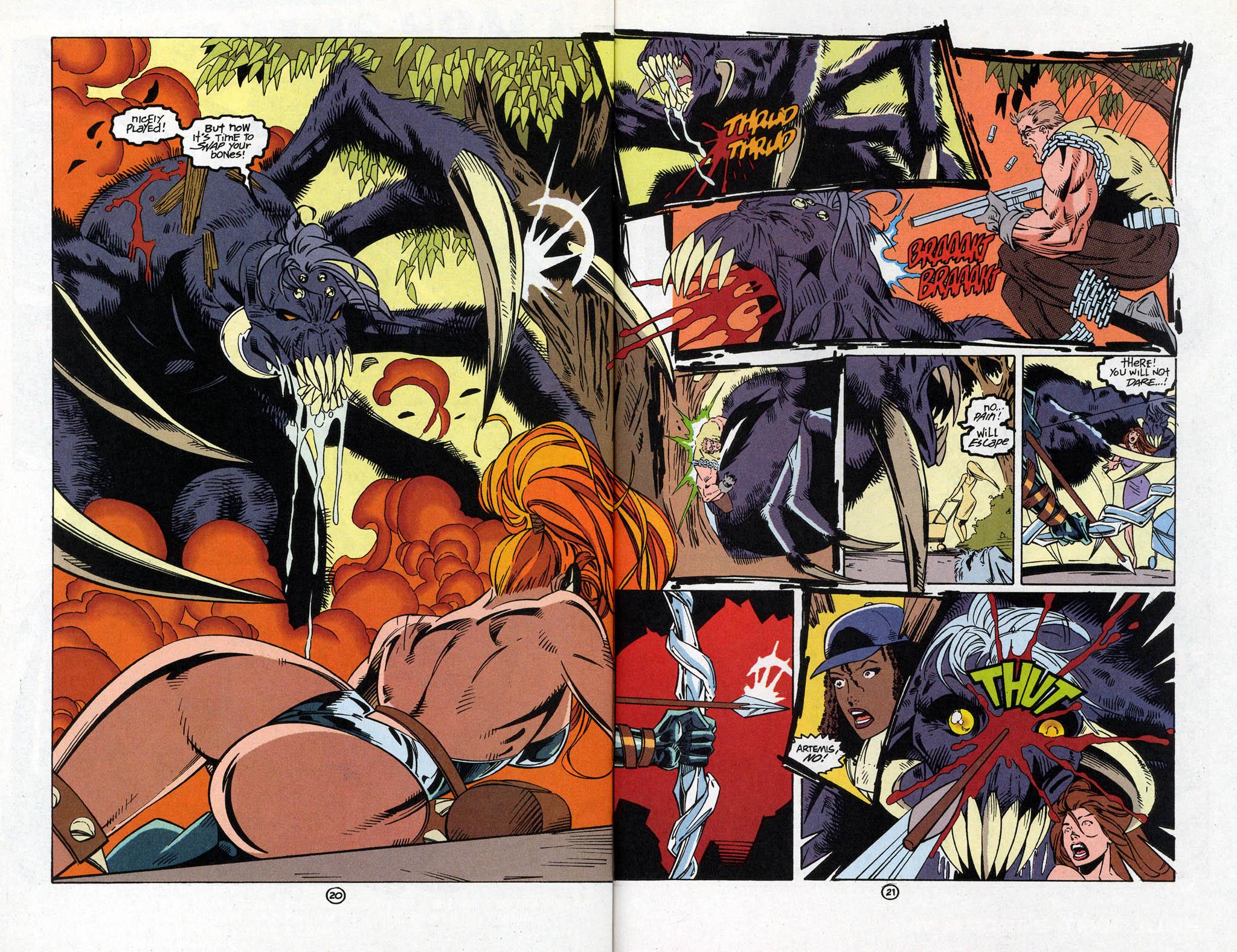 Read online Artemis: Requiem comic -  Issue #3 - 29