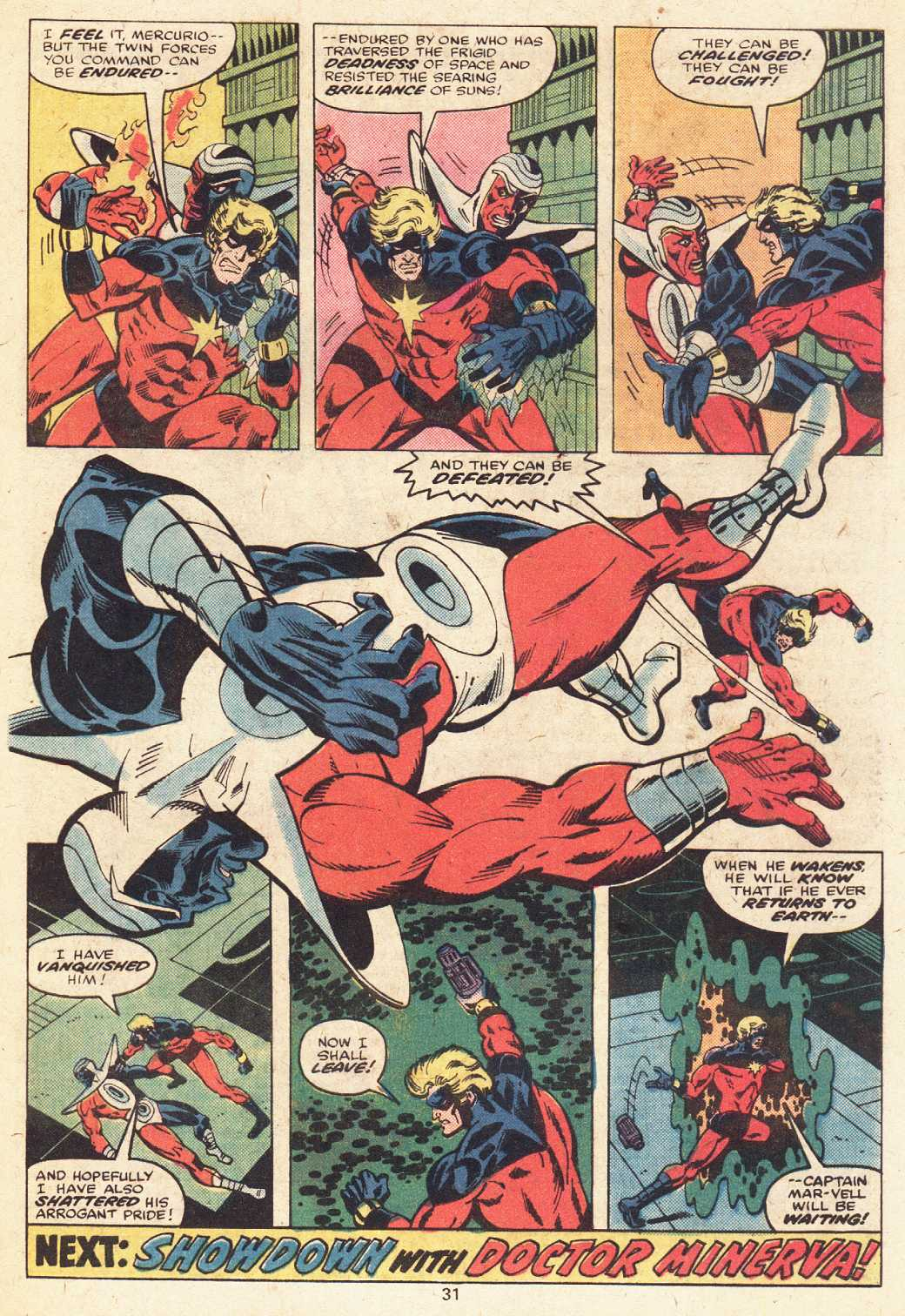 Captain Marvel (1968) issue 51 - Page 19