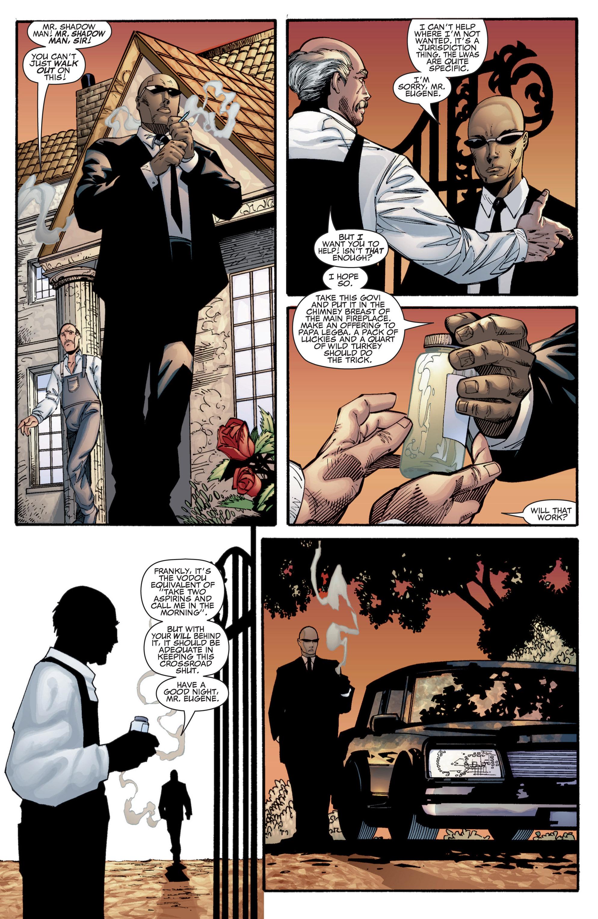 Read online Shadowman (1999) comic -  Issue #1 - 26