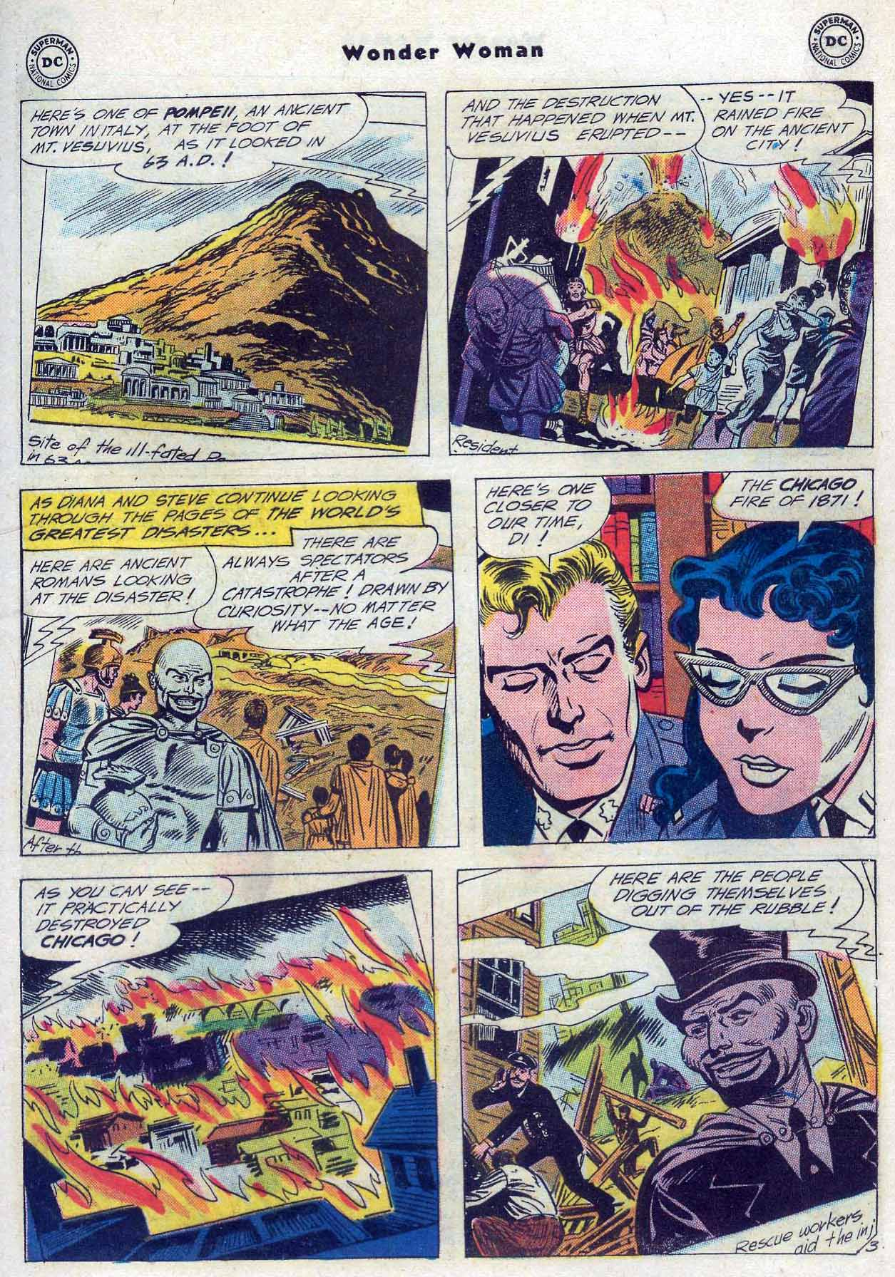 Read online Wonder Woman (1942) comic -  Issue #116 - 21