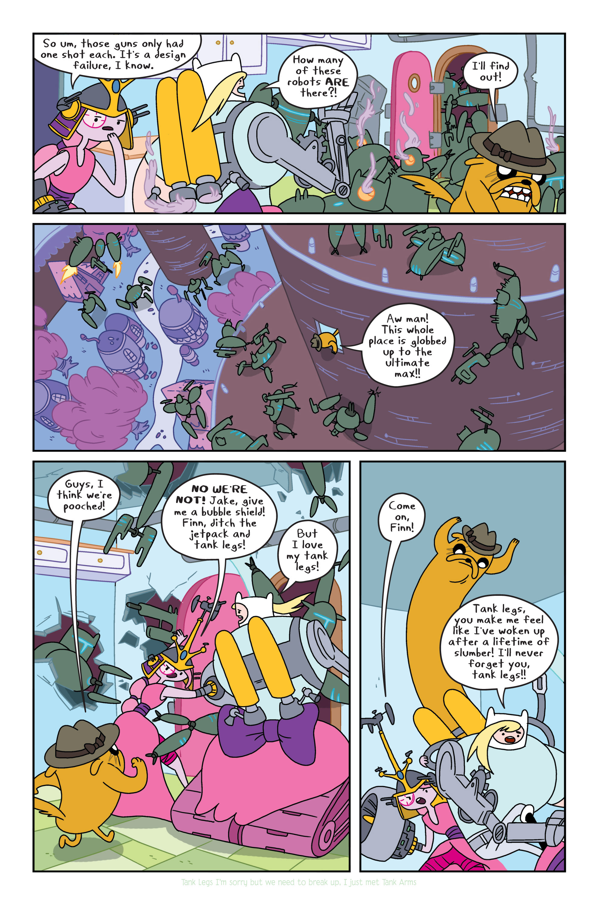 Read online Adventure Time comic -  Issue #8 - 10