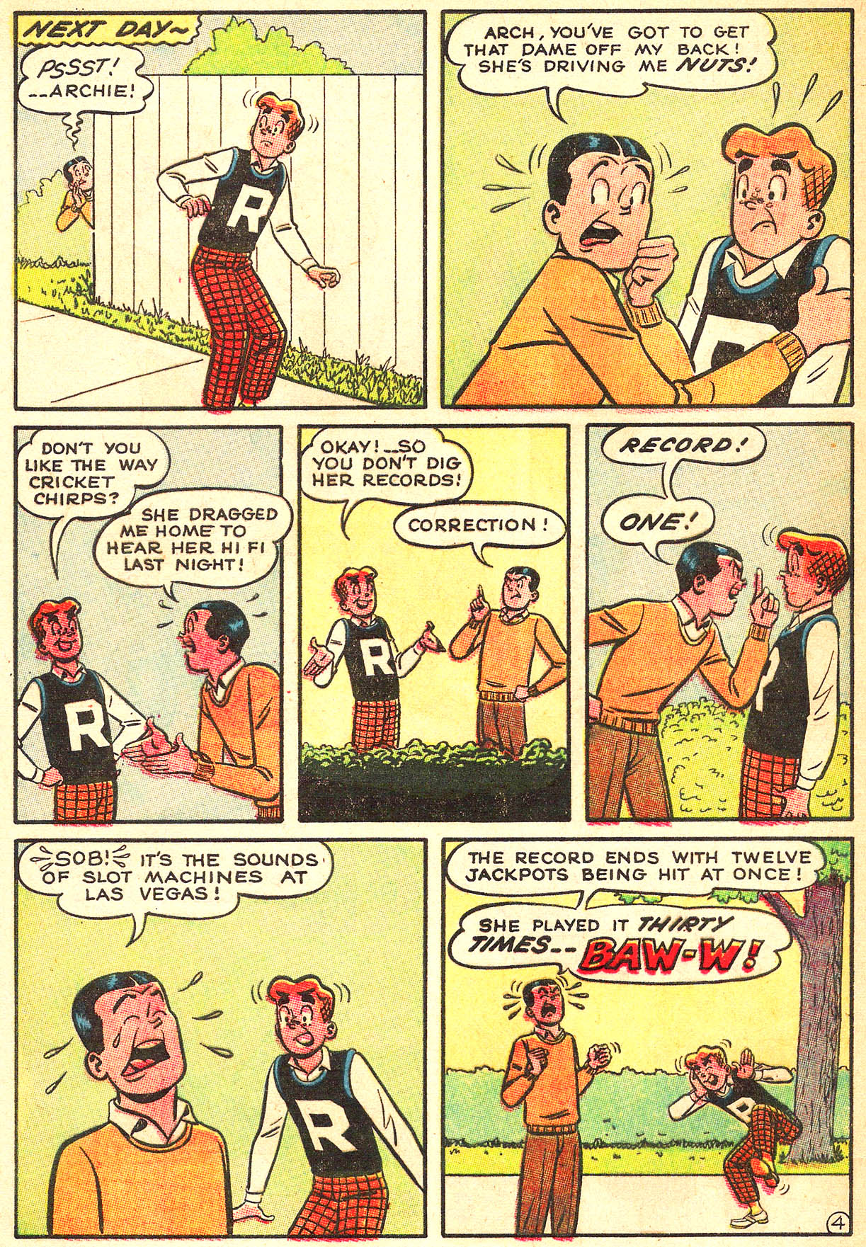 Read online Archie (1960) comic -  Issue #133 - 16