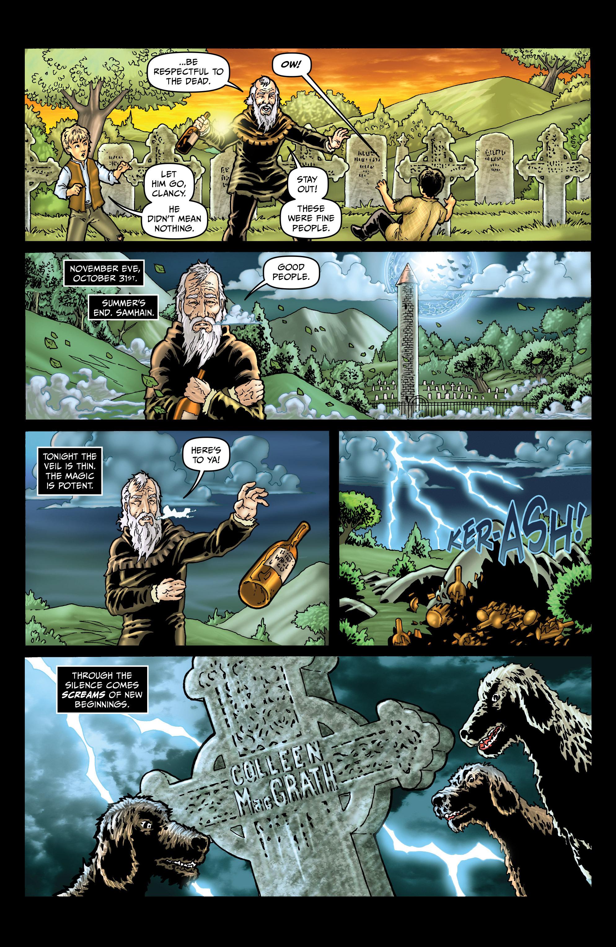 Read online Belladonna: Origins comic -  Issue #1 - 6
