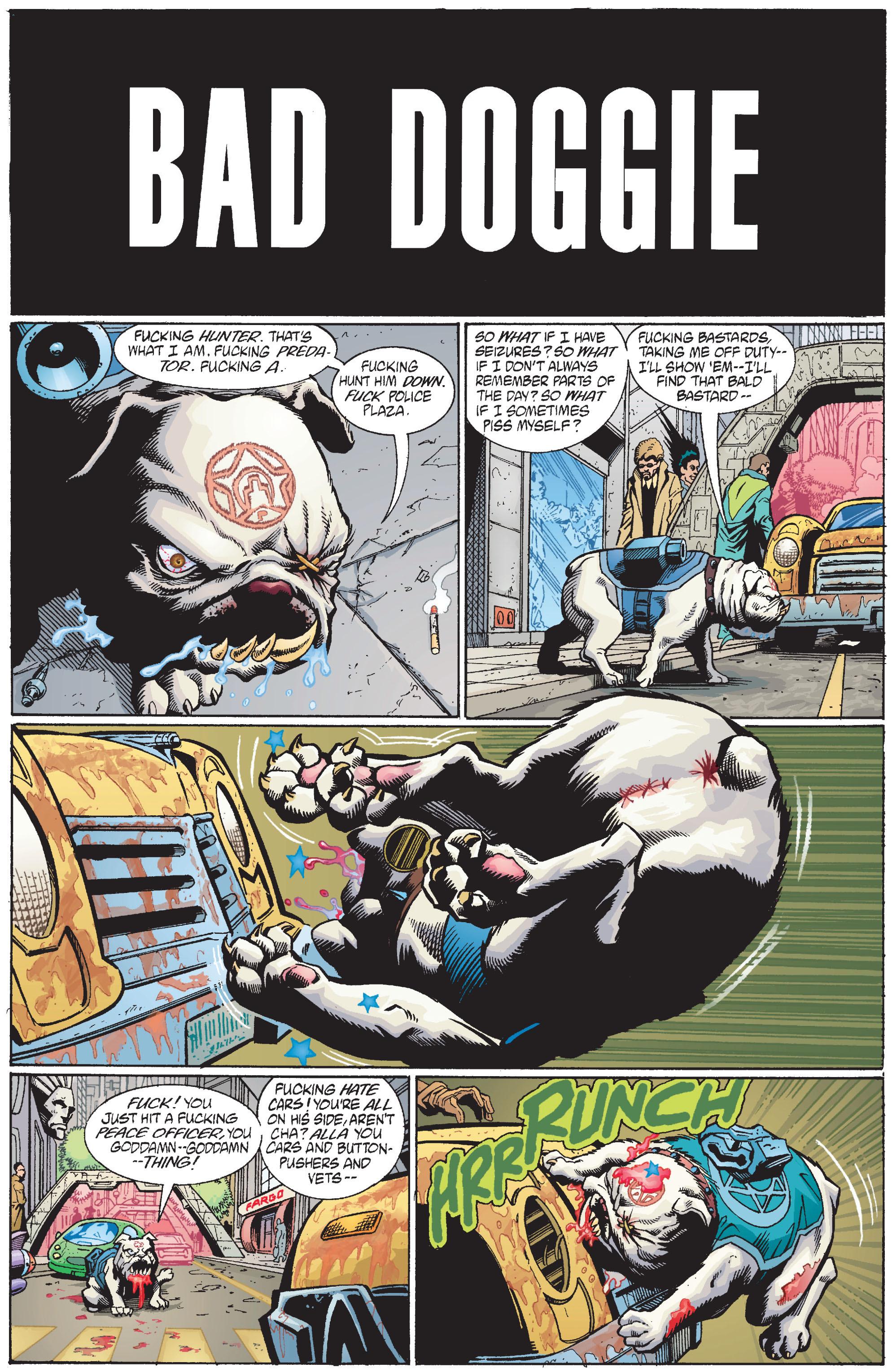 Read online Transmetropolitan comic -  Issue #12 - 5