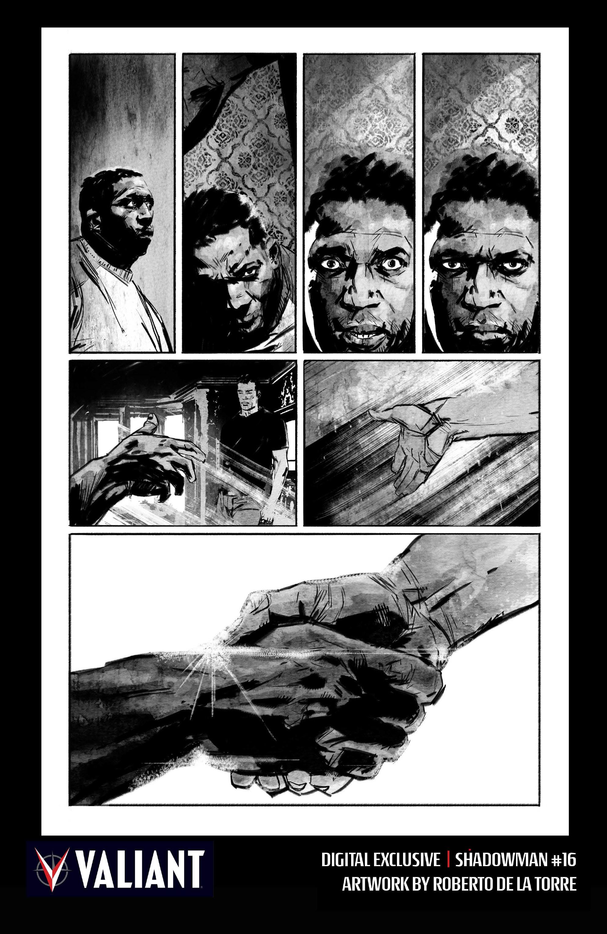 Read online Shadowman (2012) comic -  Issue #16 - 31