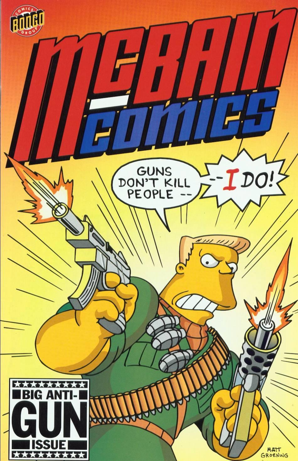 Read online Simpsons Comics comic -  Issue #7 - 24