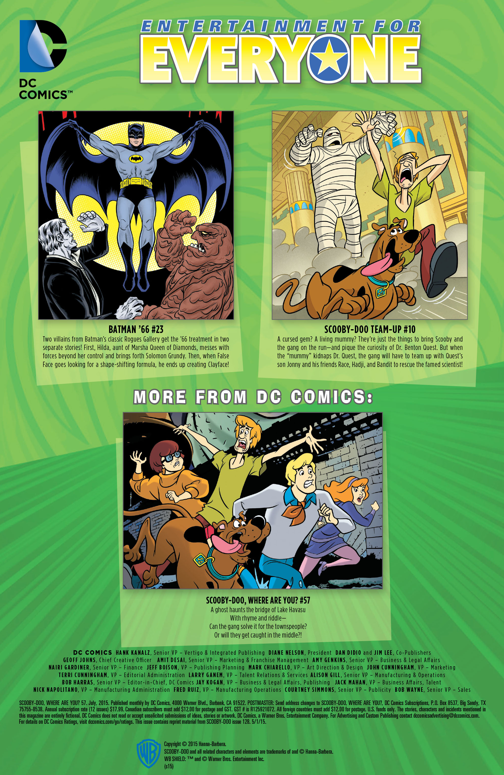 Read online Scooby-Doo: Where Are You? comic -  Issue #57 - 23