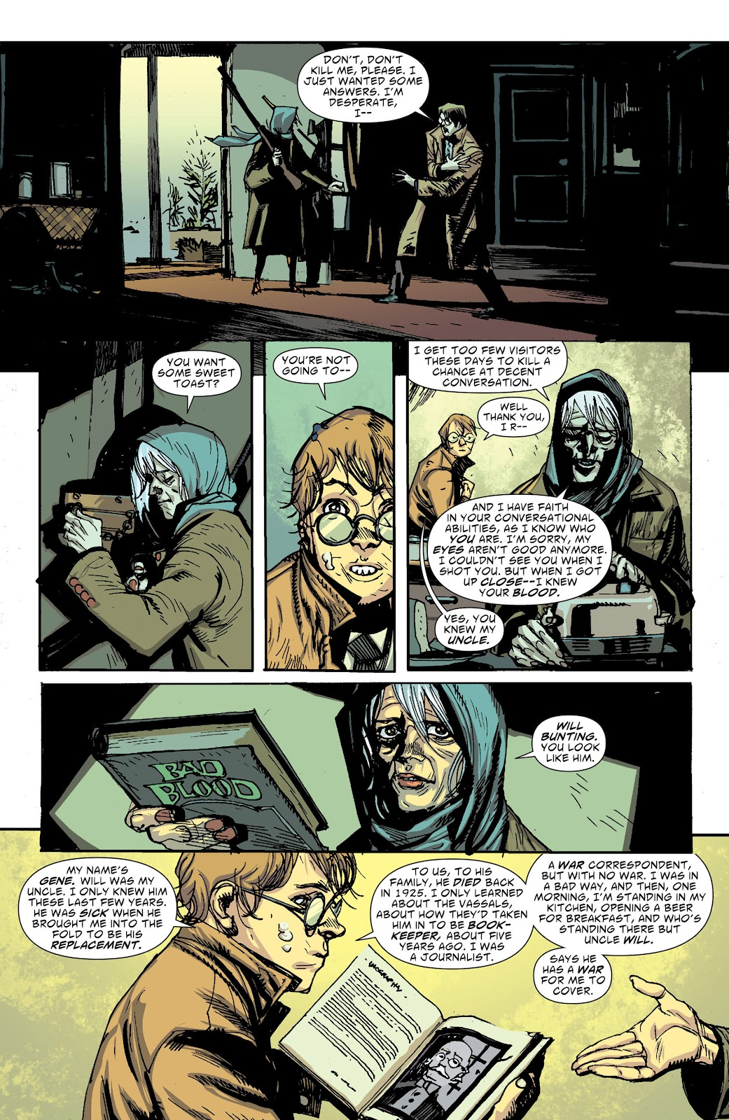 American Vampire issue 34 - Page 7