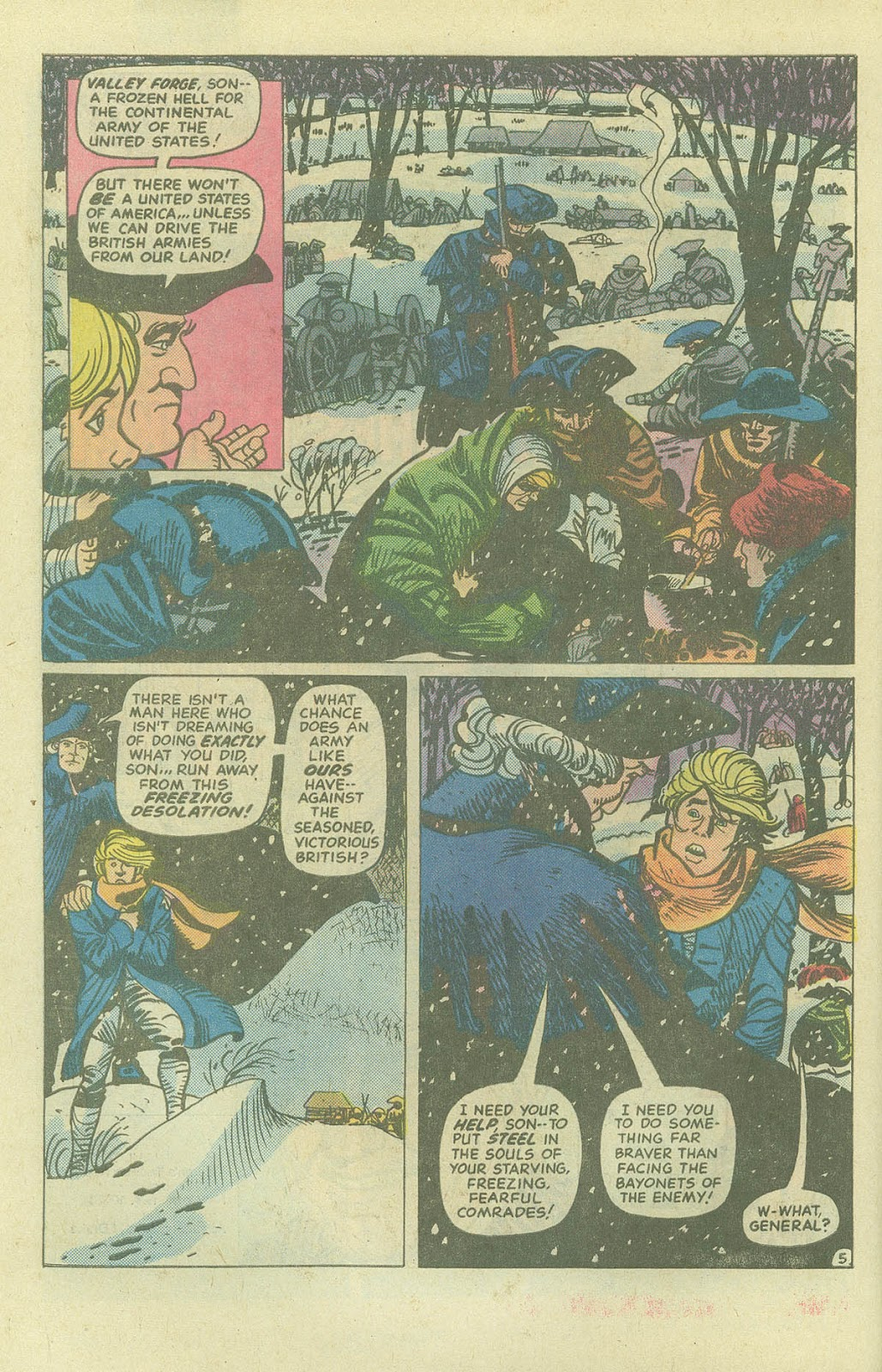 Sgt. Rock issue 387 - Page 29