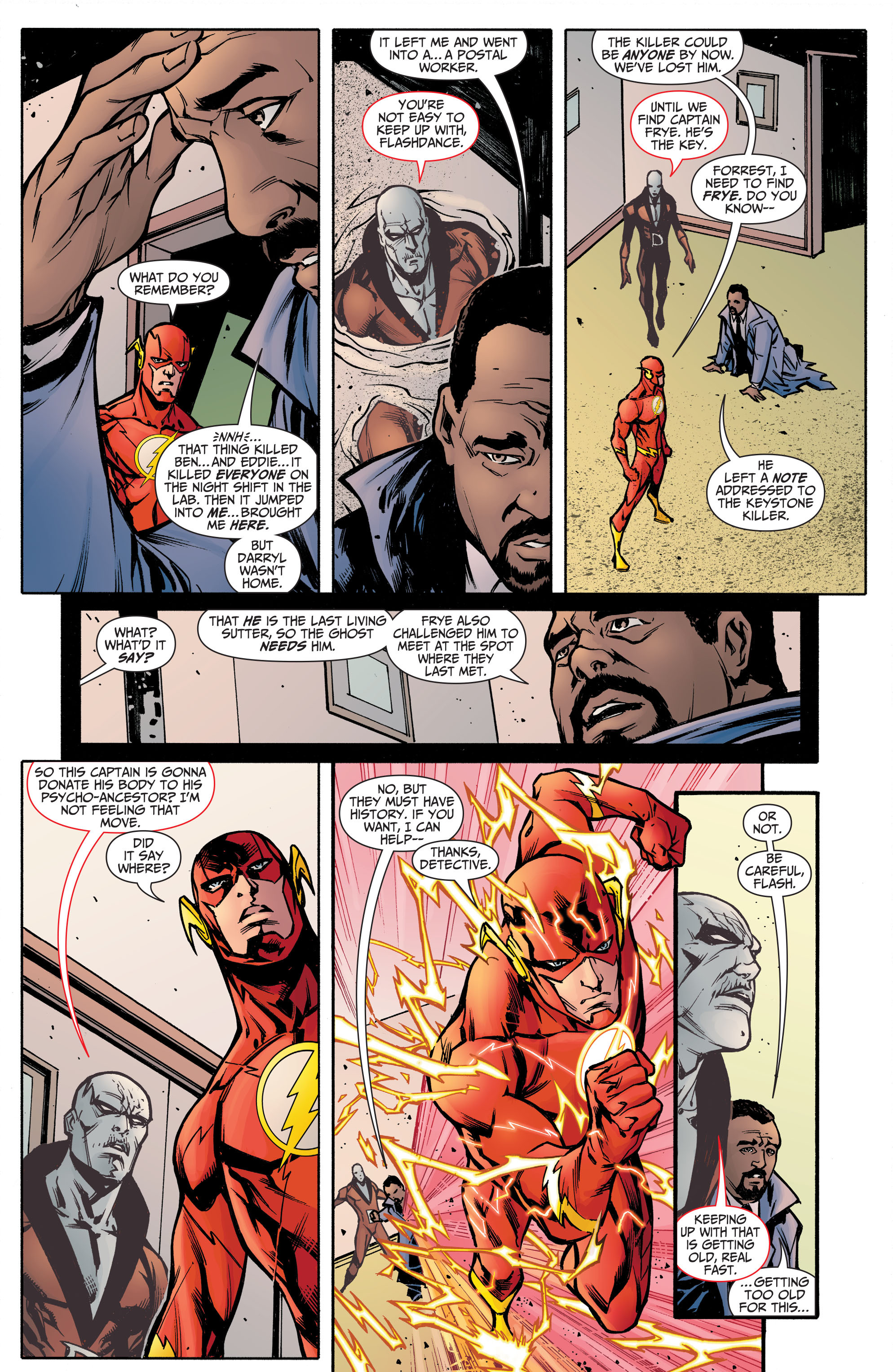 Read online The Flash (2011) comic -  Issue # _TPB 5 - 111