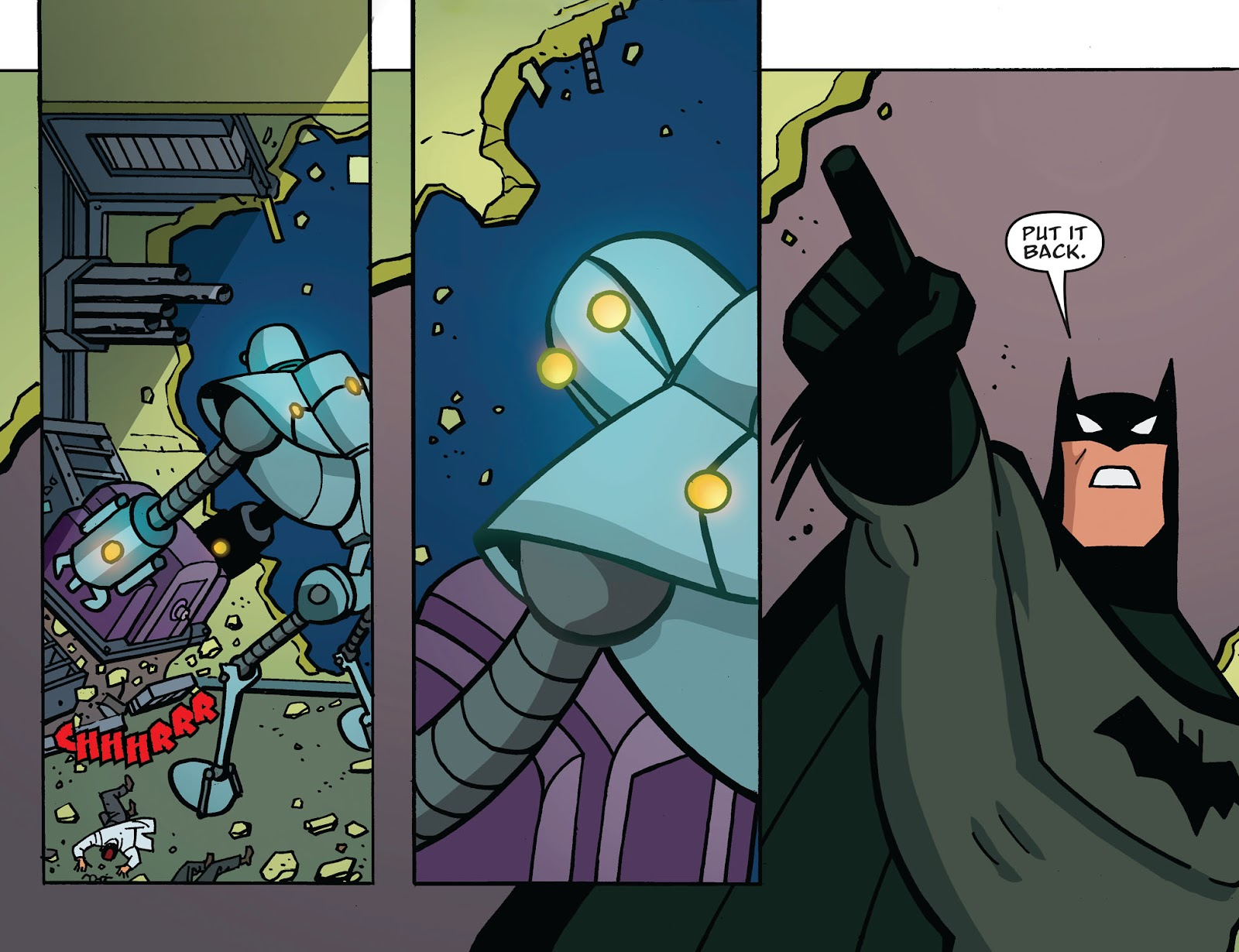 Batman: The Adventures Continue issue 1 - Page 11