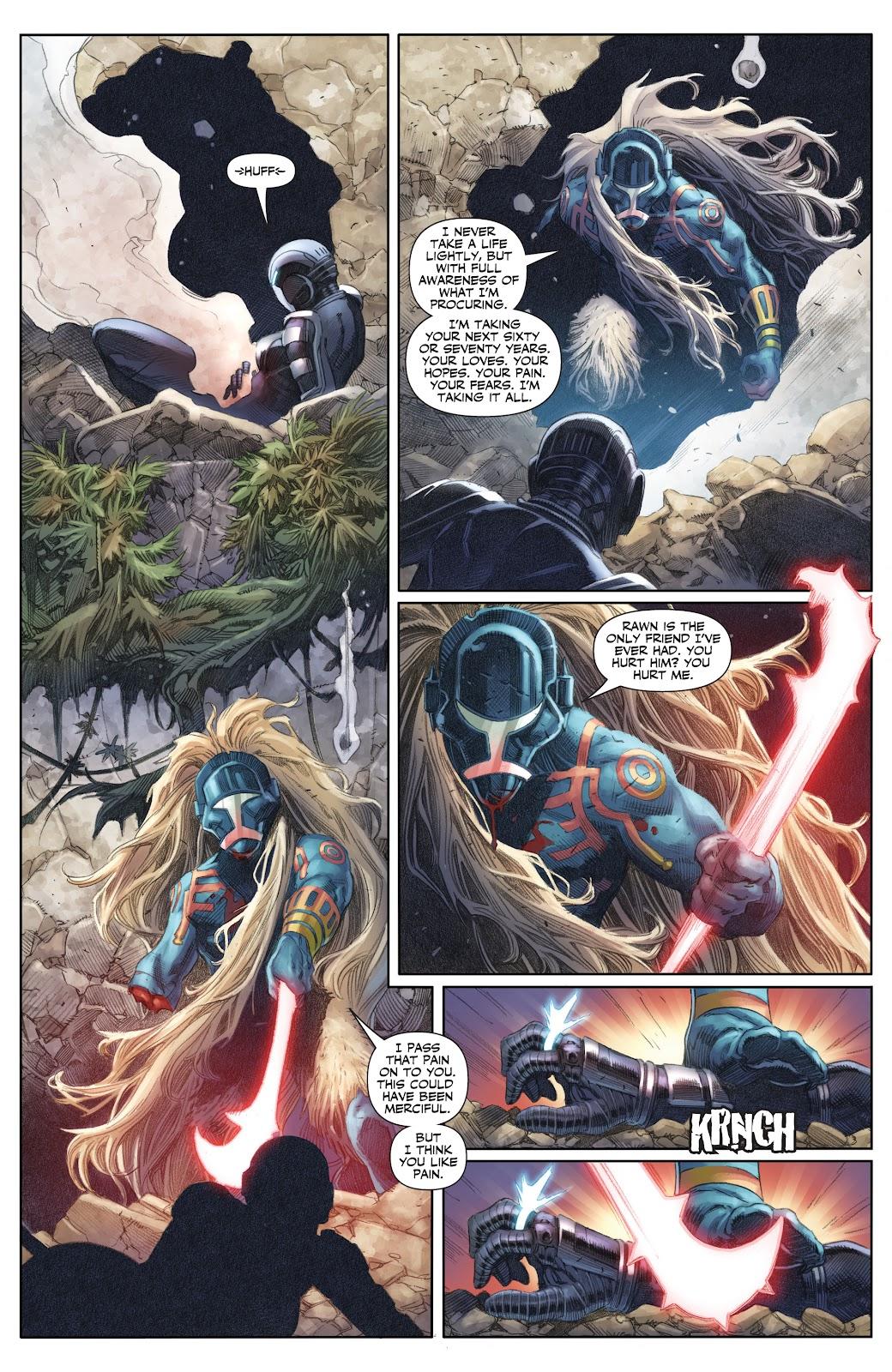Read online X-O Manowar (2017) comic -  Issue #25 - 11