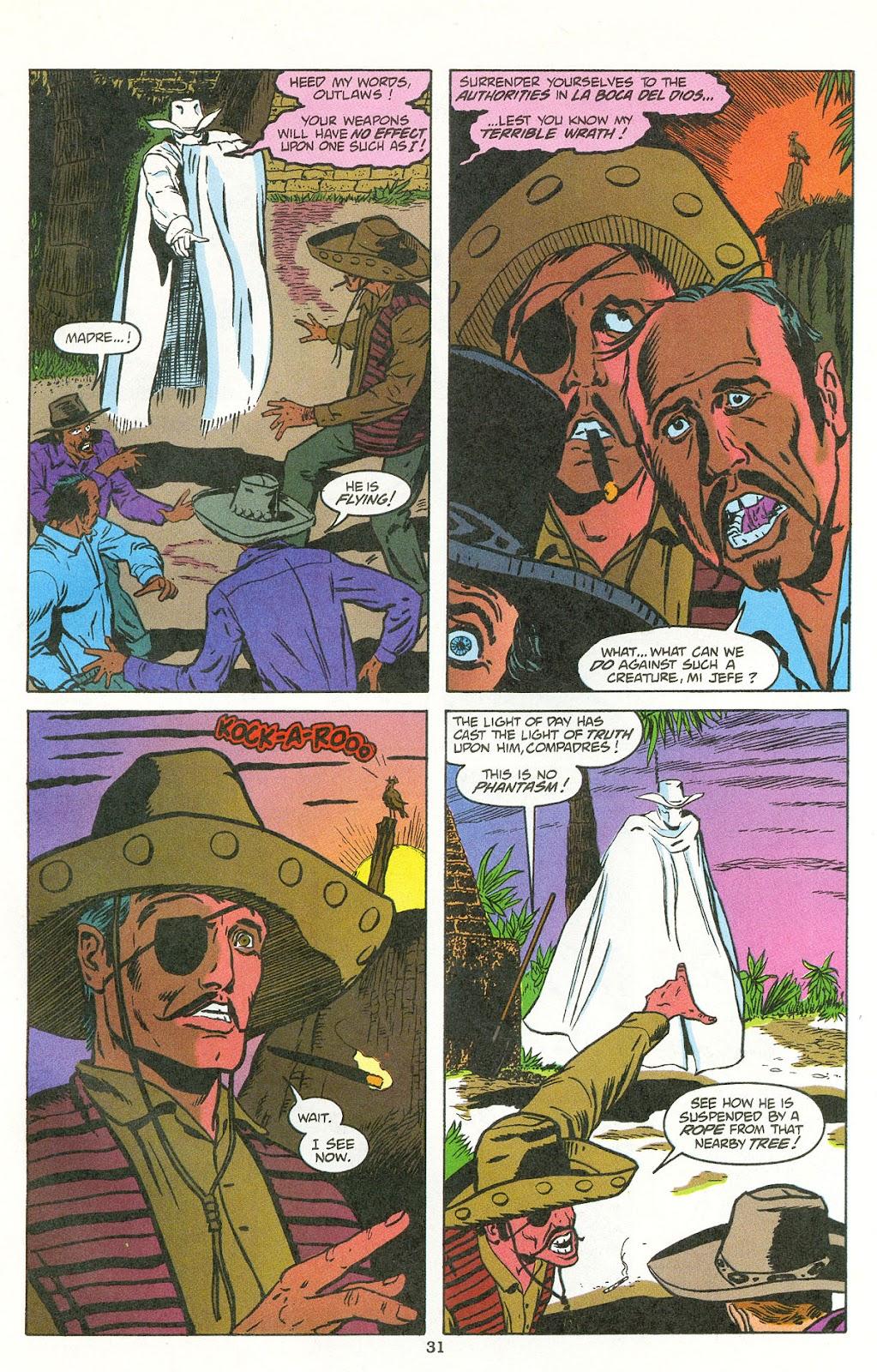 Comic The Original Ghost Rider issue 17