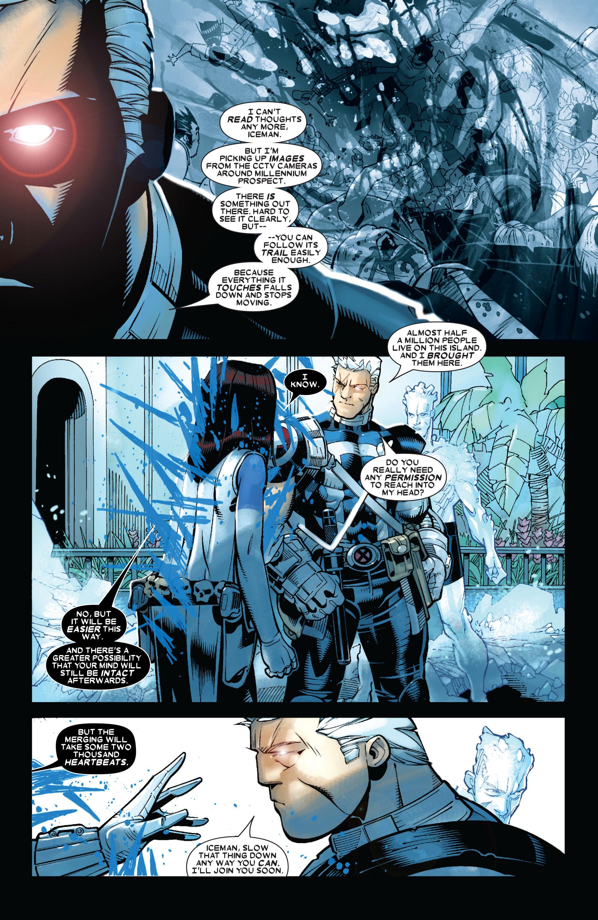 X-Men (1991) 198 Page 6