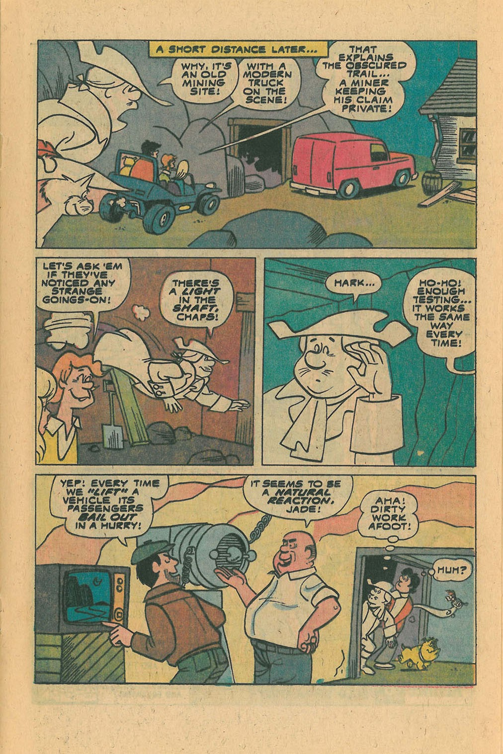 The Funky Phantom issue 12 - Page 13
