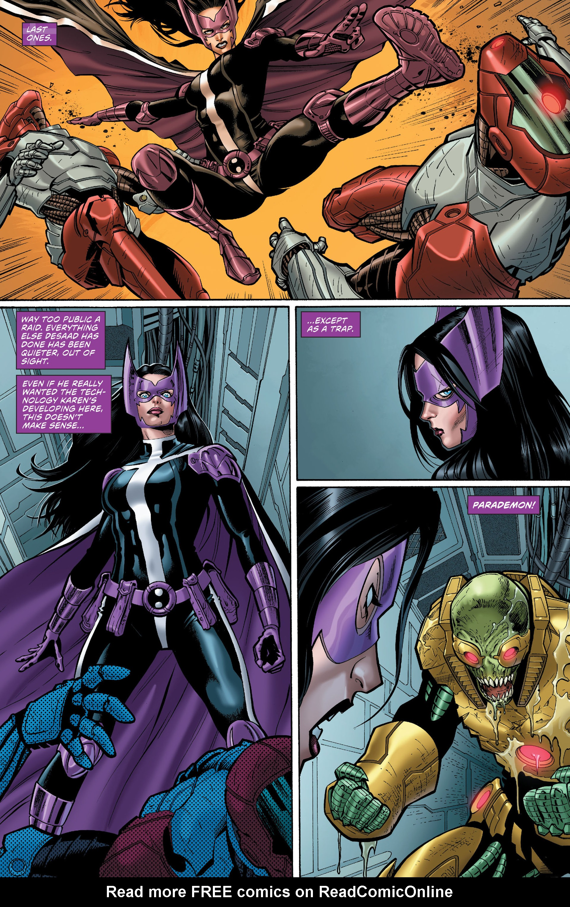 Read online Worlds' Finest comic -  Issue #14 - 20