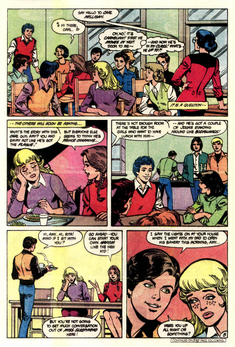 Read online Amethyst (1985) comic -  Issue #4 - 9