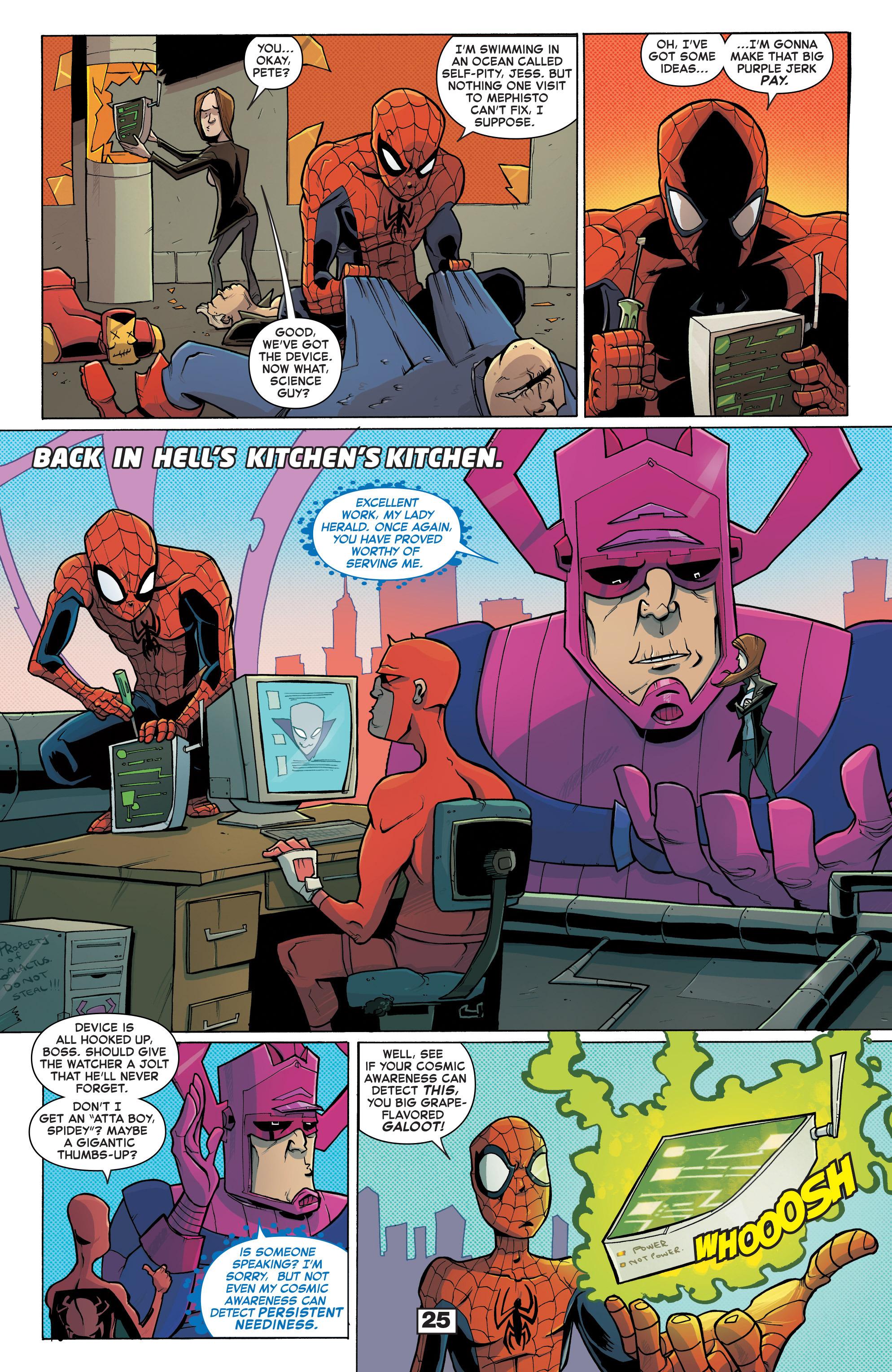 Read online Secret Wars Too comic -  Issue # Full - 27