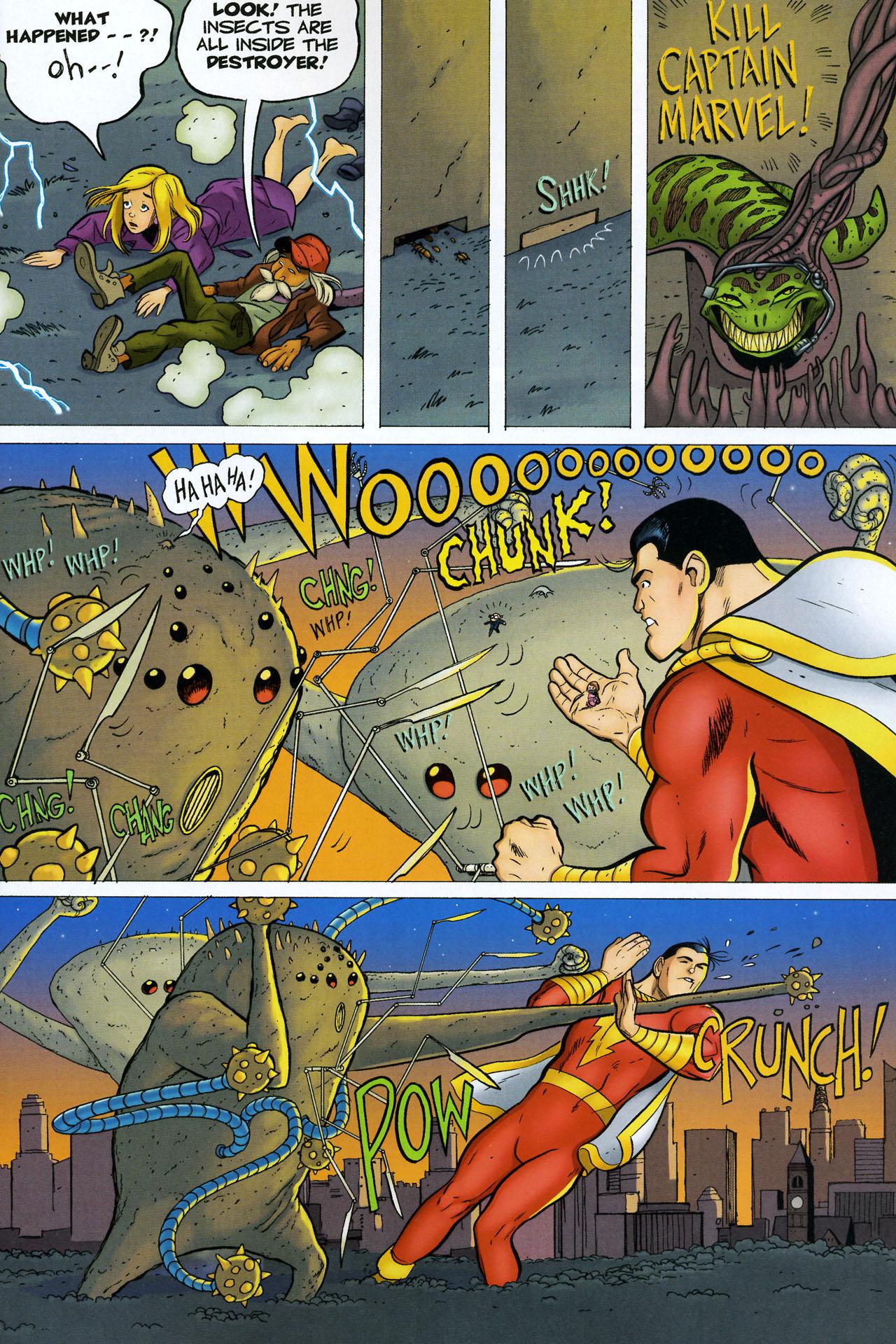 Read online Shazam!: The Monster Society of Evil comic -  Issue #4 - 33