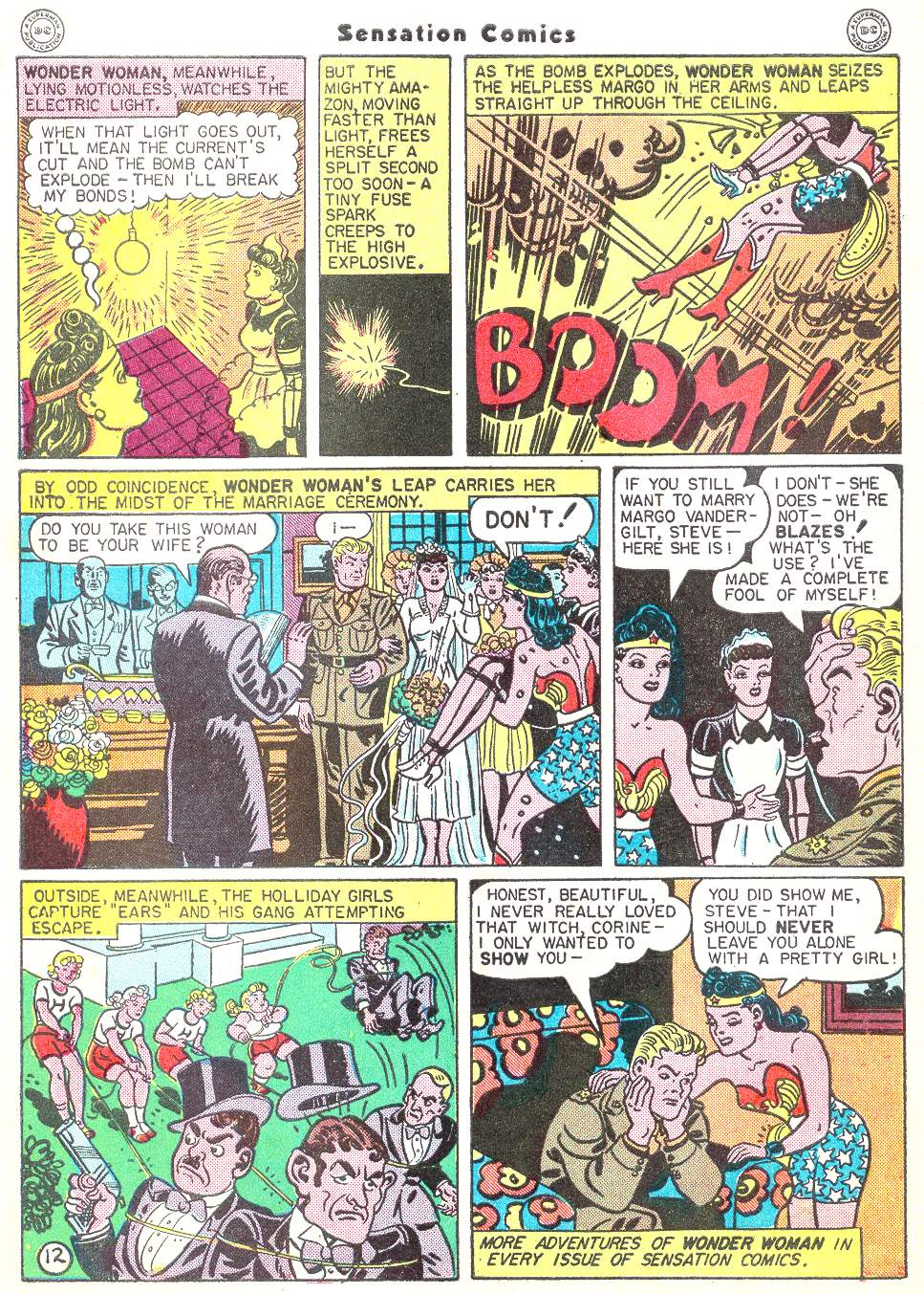 Read online Sensation (Mystery) Comics comic -  Issue #50 - 14