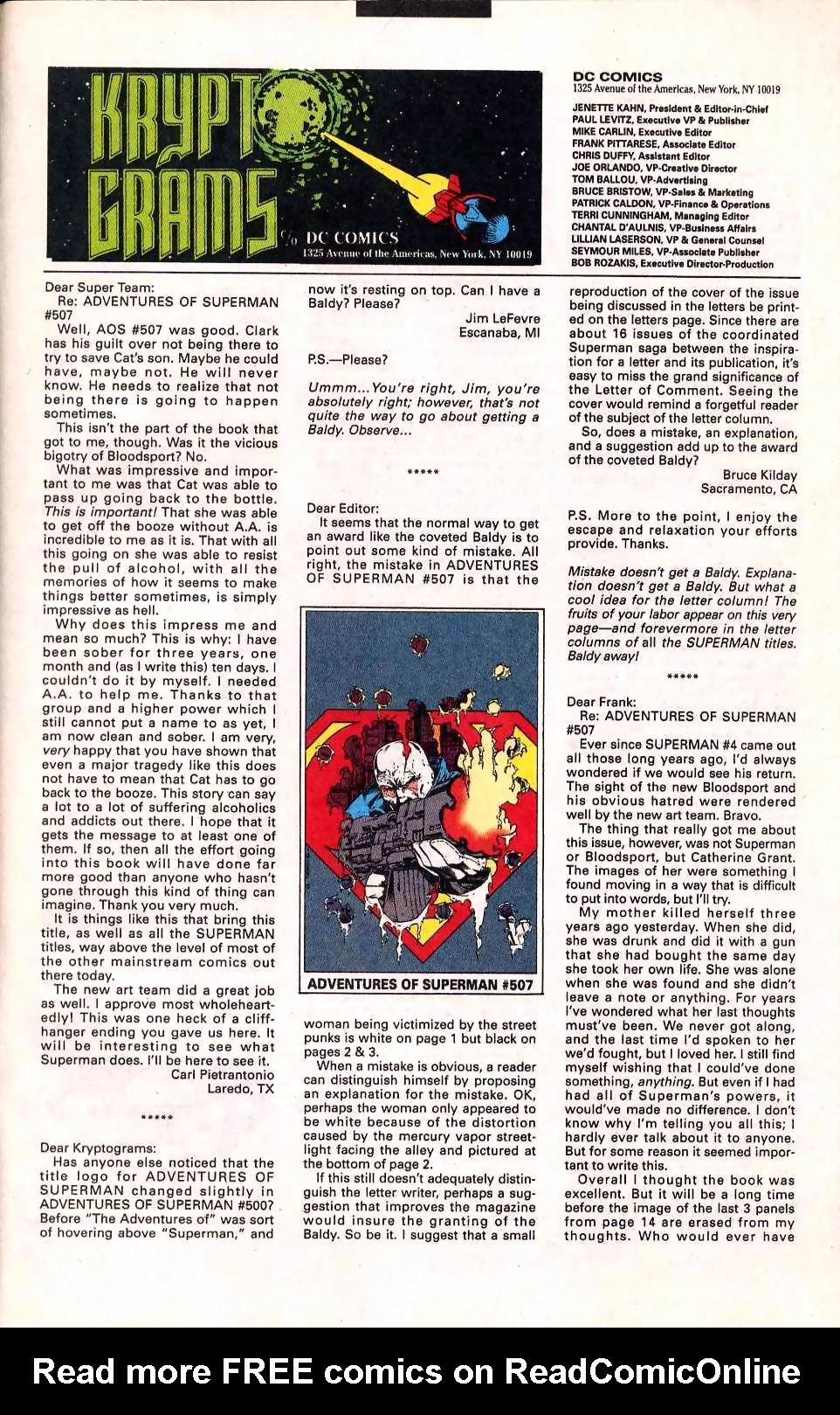 Read online Adventures of Superman (1987) comic -  Issue #511 - 26