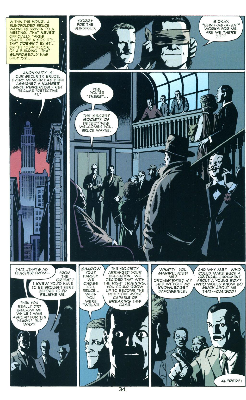 Read online Batman: Detective #27 comic -  Issue #27 TPB - 40